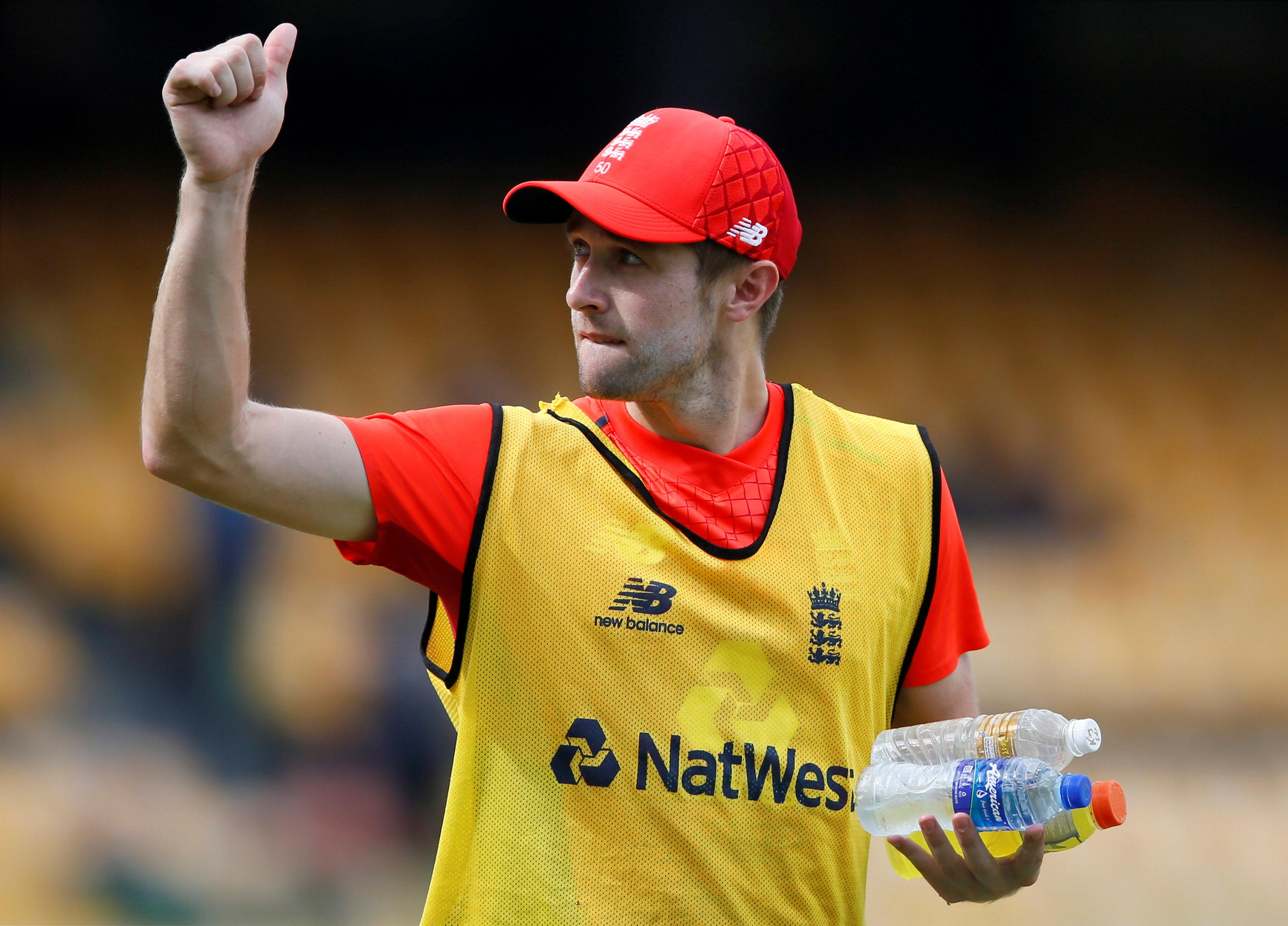Chris Woakes is also set to cause a selection headache