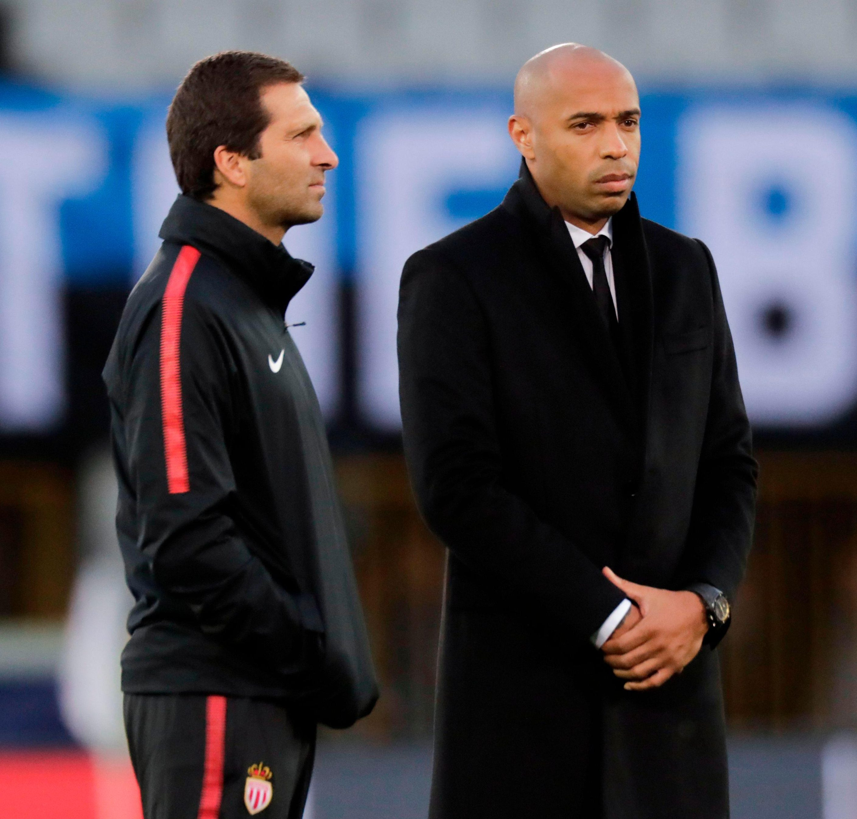 Plymouth is a far cry from the elite world, where for example Arsenal legend Thierry Henry has just taken over as Monaco boss