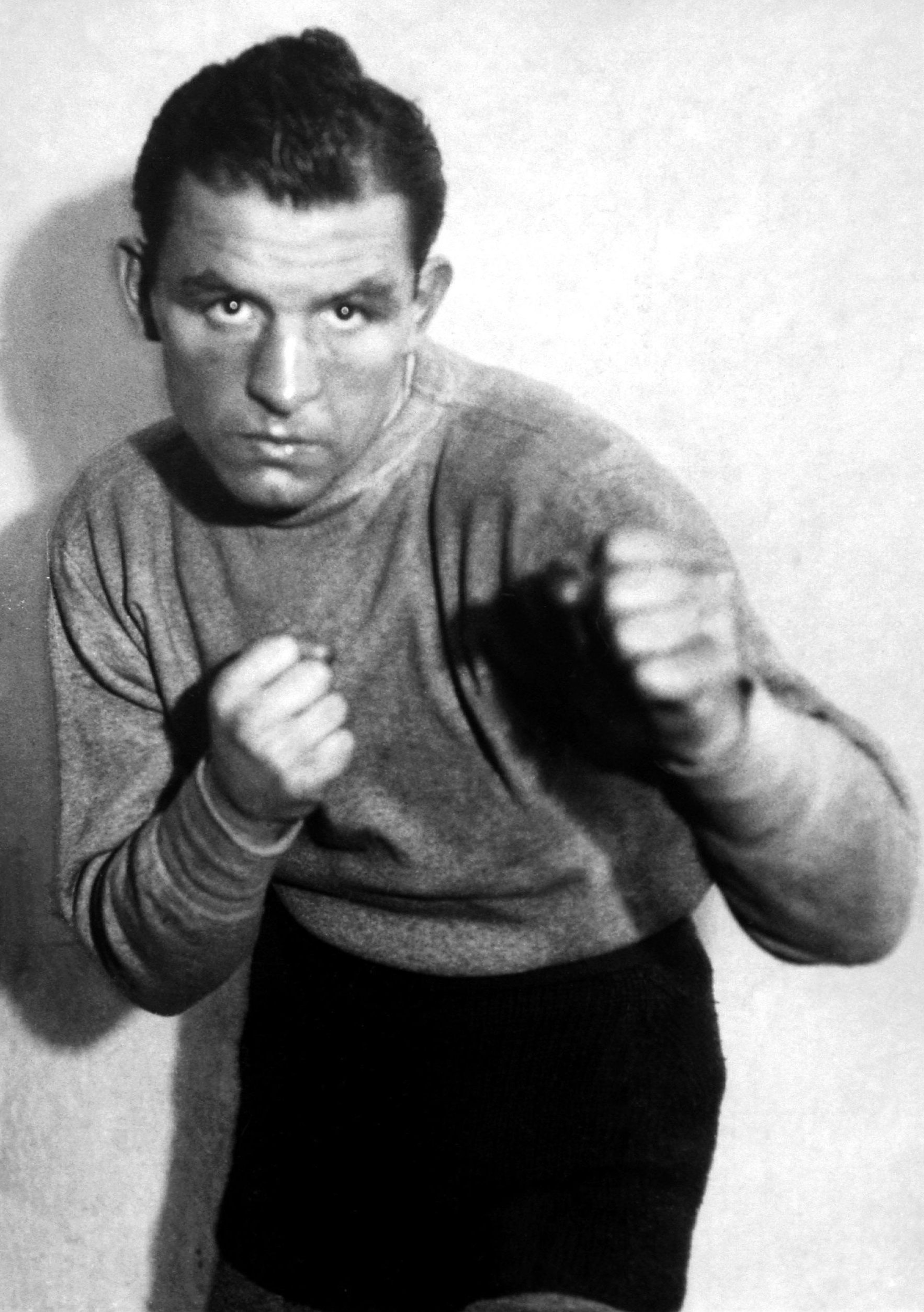 Few boxing champs have come from a tougher background than Jack 'Kid' Berg