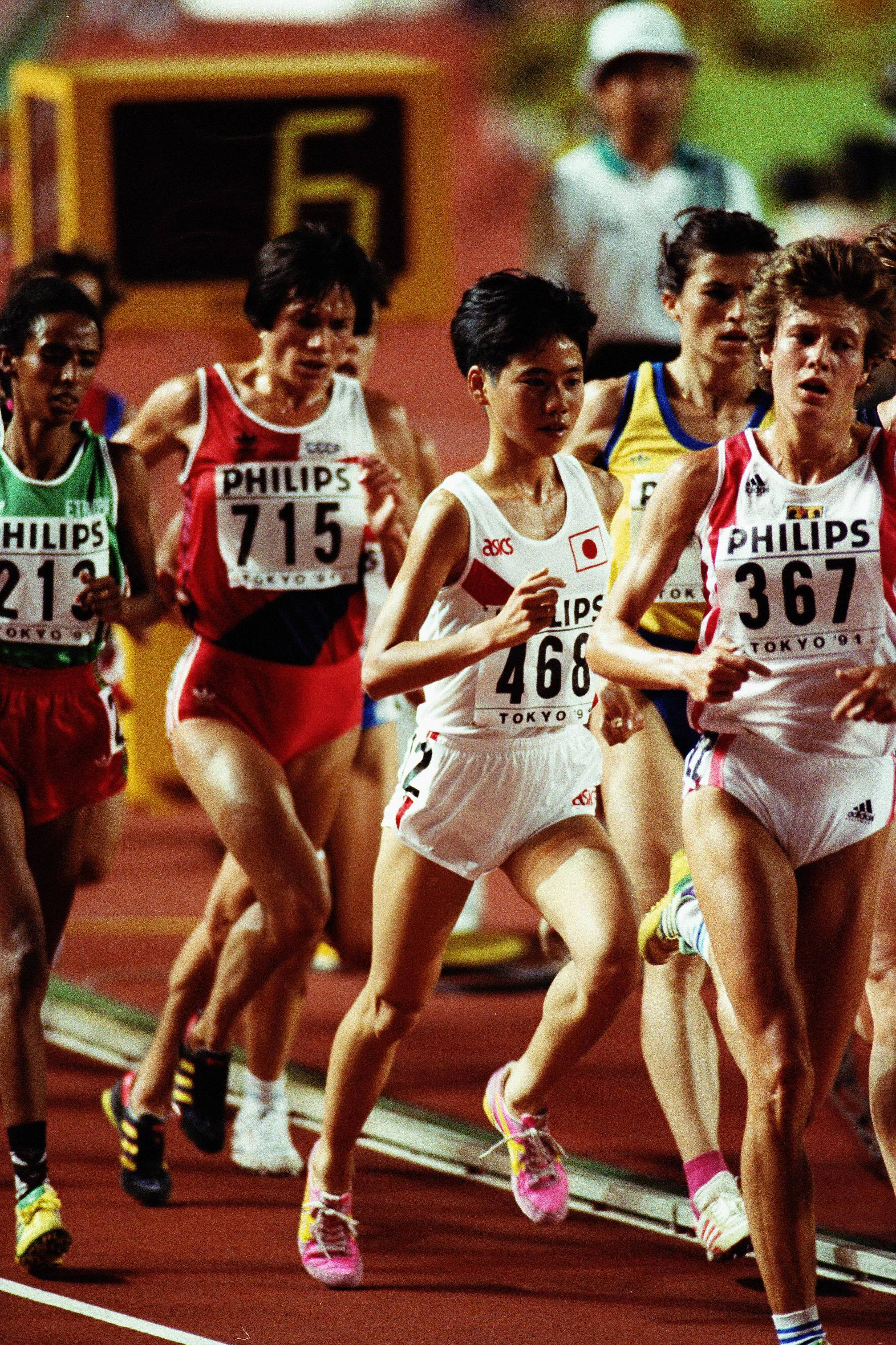 Maki competed at the 1992 Barcelona games and the 1996 Atlanta games