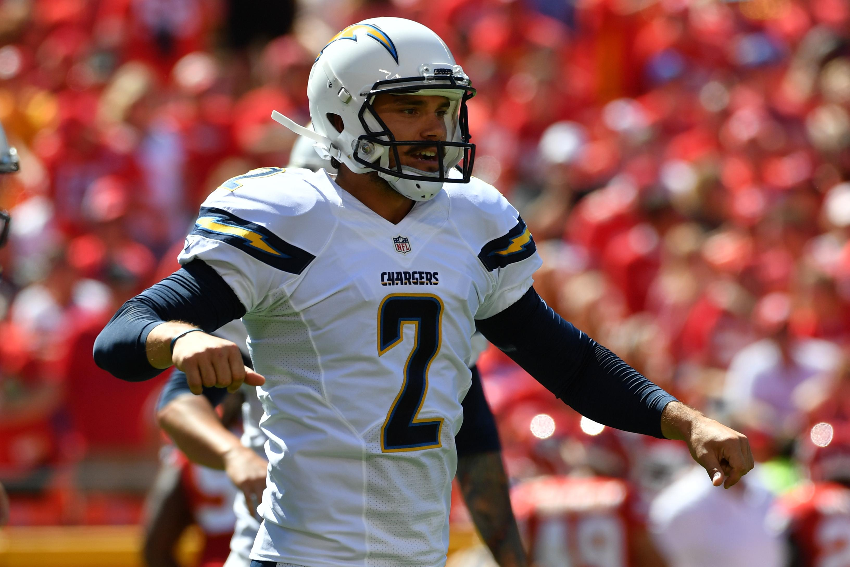 Josh Lambo joined Jacksonville Jaguars after being dropped by San Diego Chargers