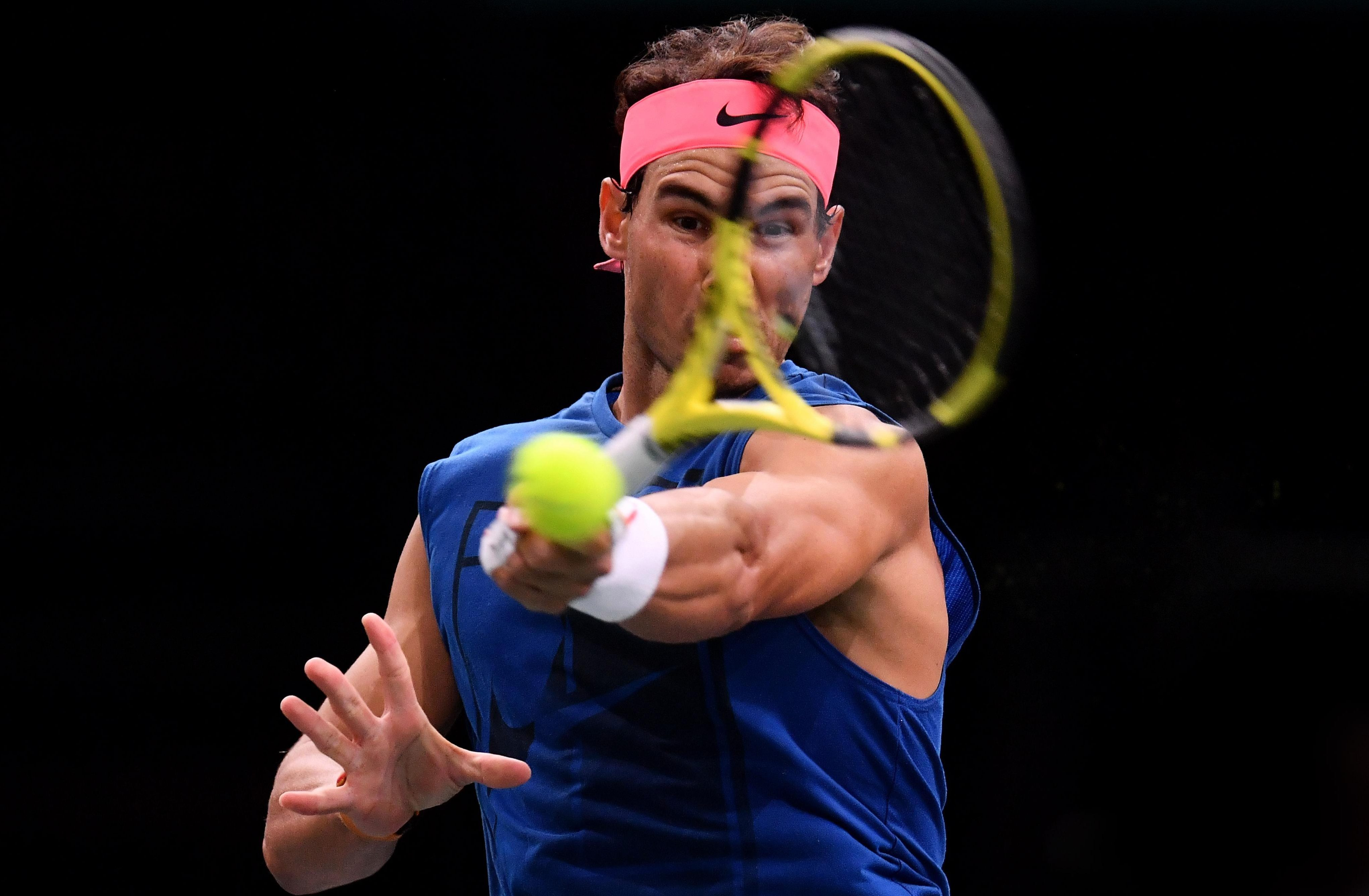Nadal echoed the sentiments of his Serbian rival