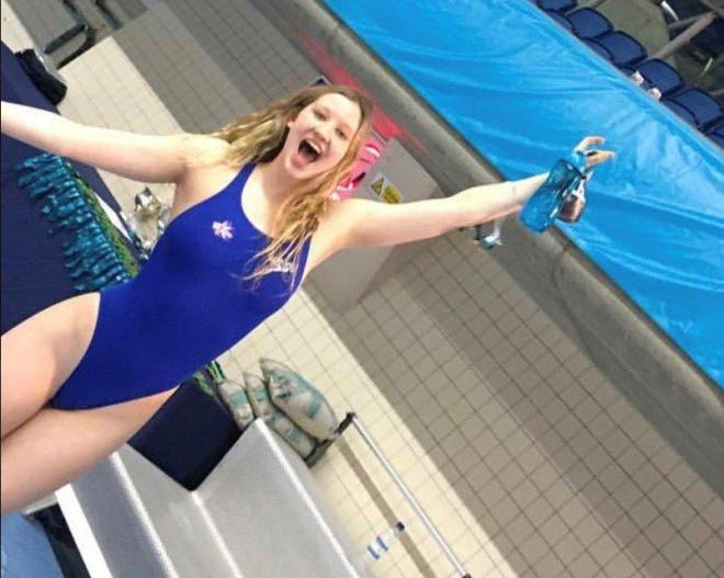 Pershore Swimming Club wrote a tribute to Tazmin, saying 'There are no words to describe the horror of losing one so young'