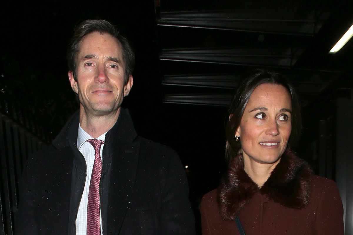 Who is Pippa Middleton's husband James Matthews and what's his net worth?
