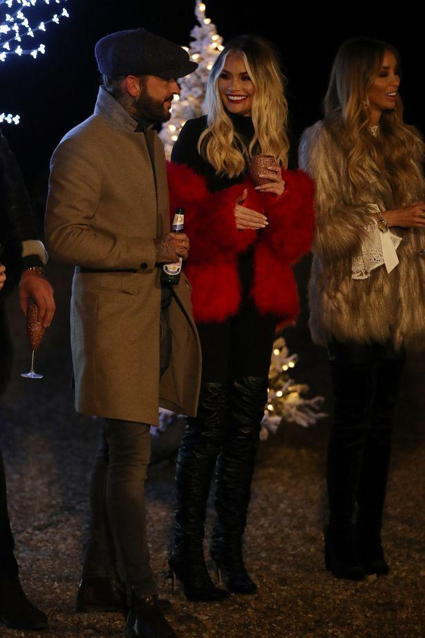 chloe sims towie christmas special