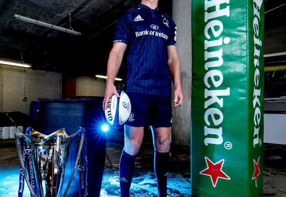 Johnny Sexton is on the hunt again with defending champions Leinster