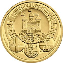 On eBay, Edinburgh £1 coins can sell for up to £45