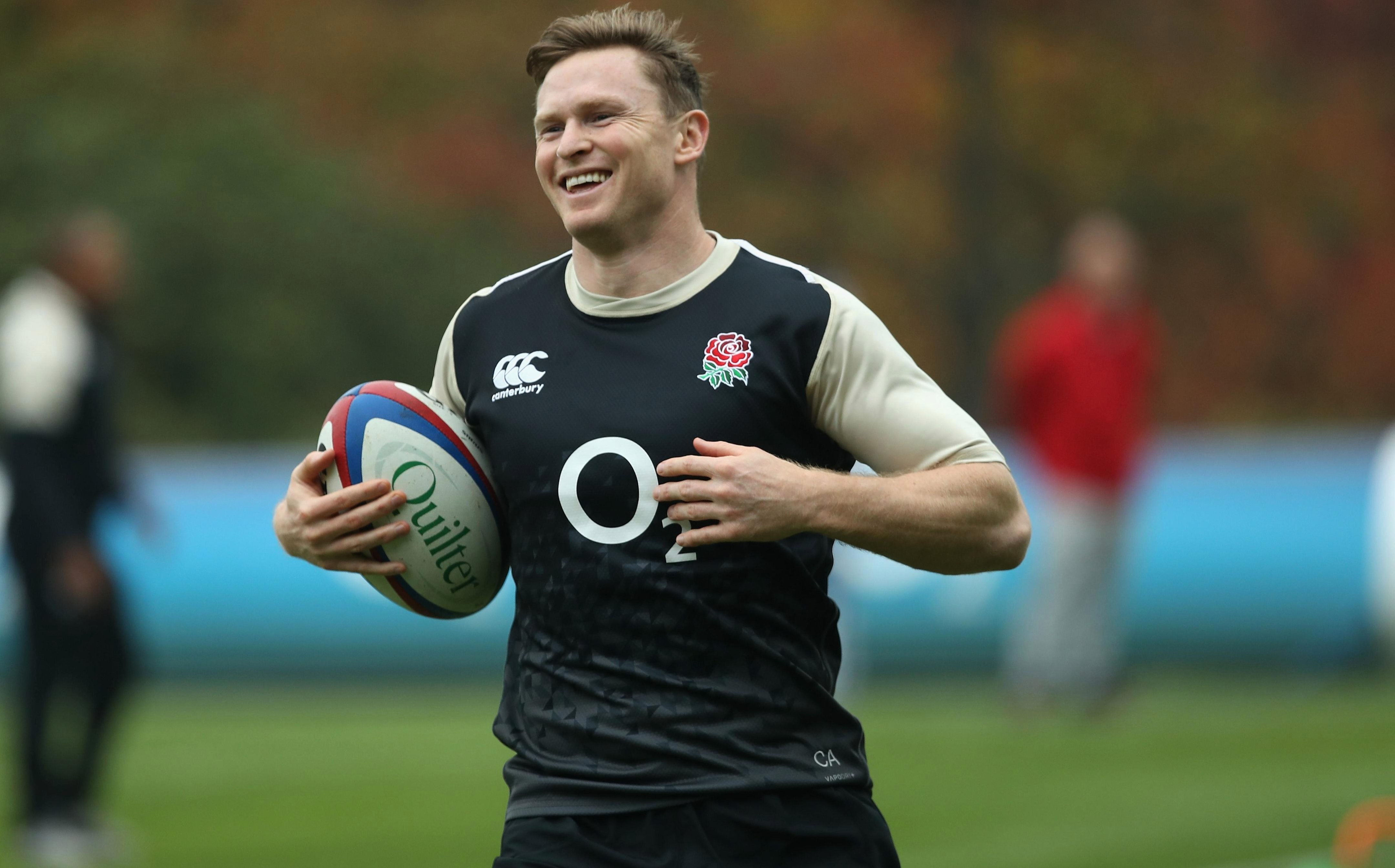 Chris Ashton reckons the All Blacks have no idea who they are