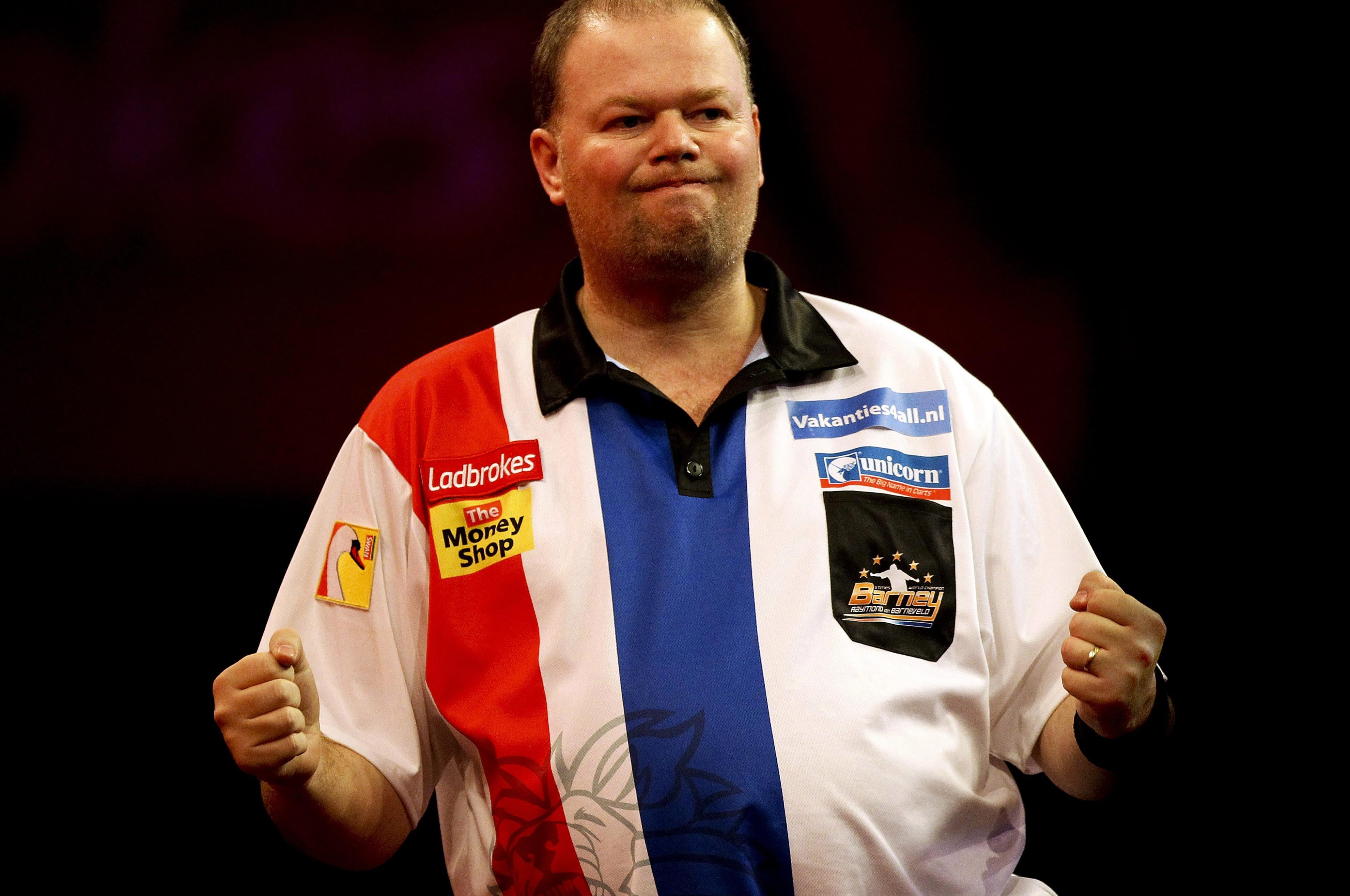 Van Barneveld has won the World Cup of Darts on four occasions