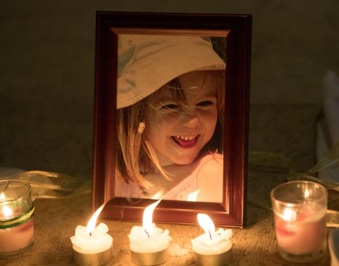 Maddie's disappearance has baffled the world for more than a decade