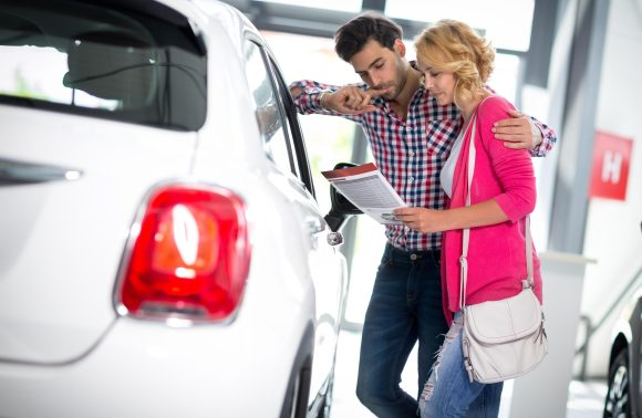 Brits have now been given seven key steps to take when purchasing a new car