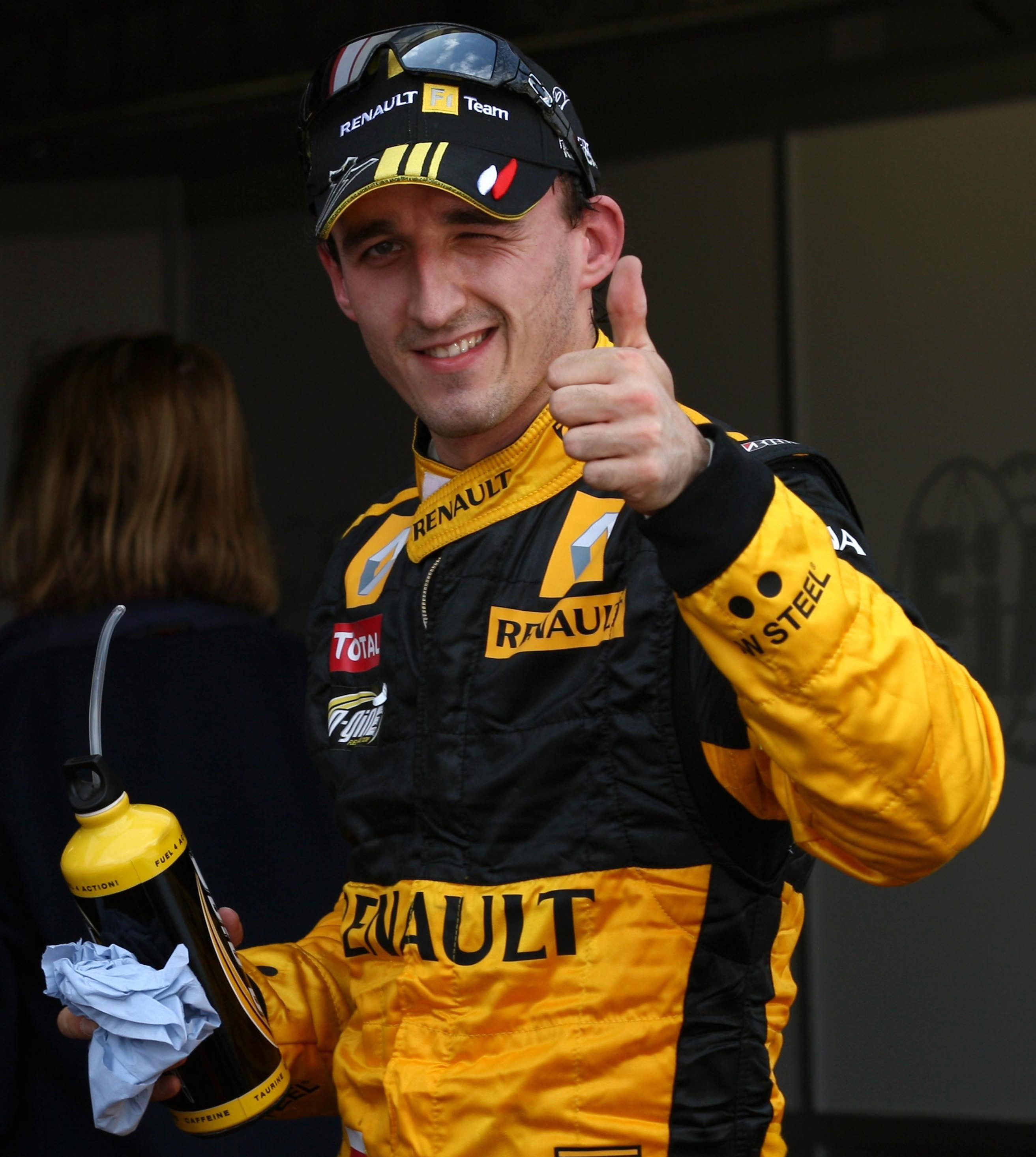 Kubica will race for Williams next season as he looks to resurrect his F1 career
