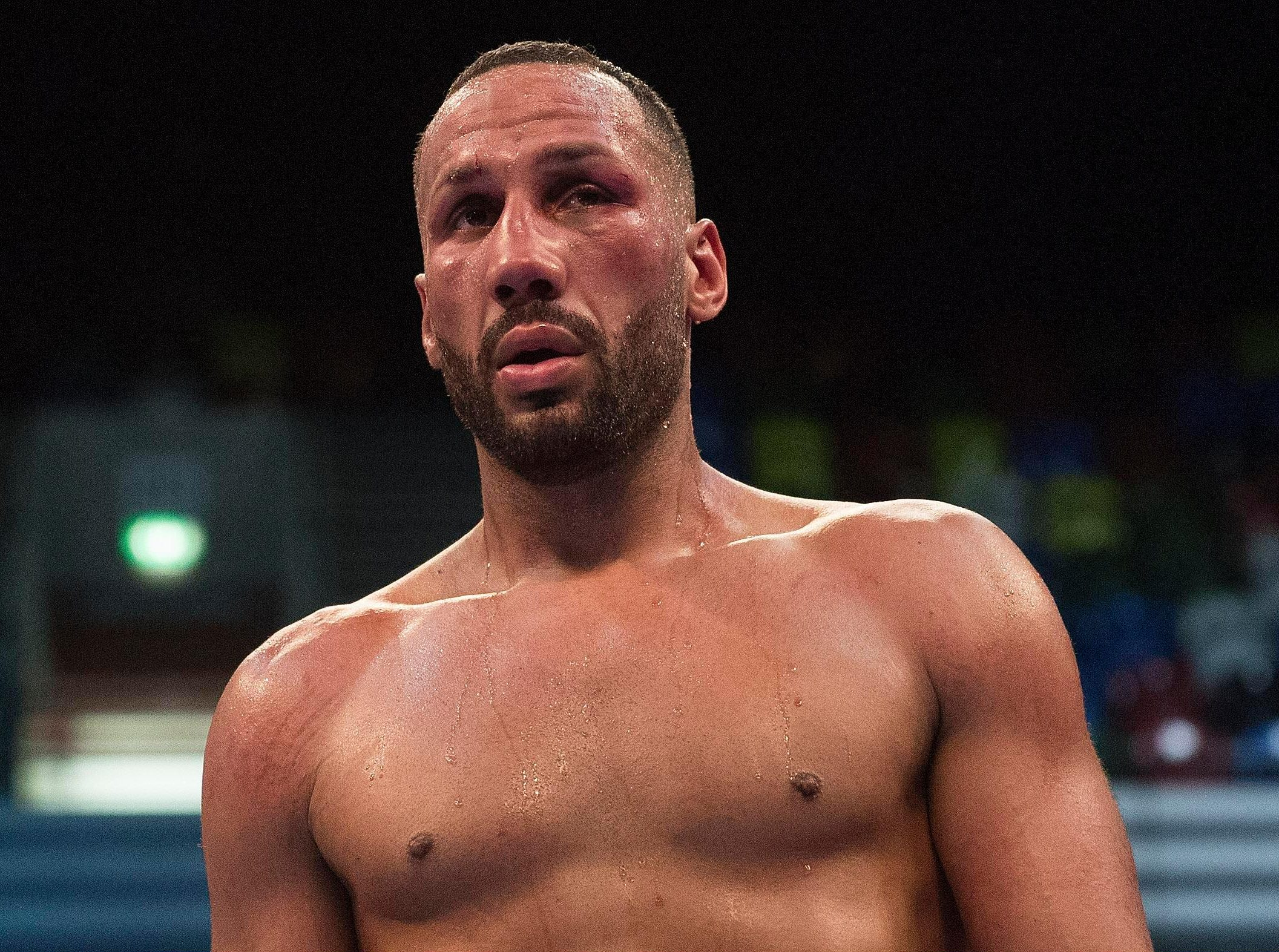 DeGale lost his IBF title against Caleb Truax in December 2017 but later avenged the loss in April of this year