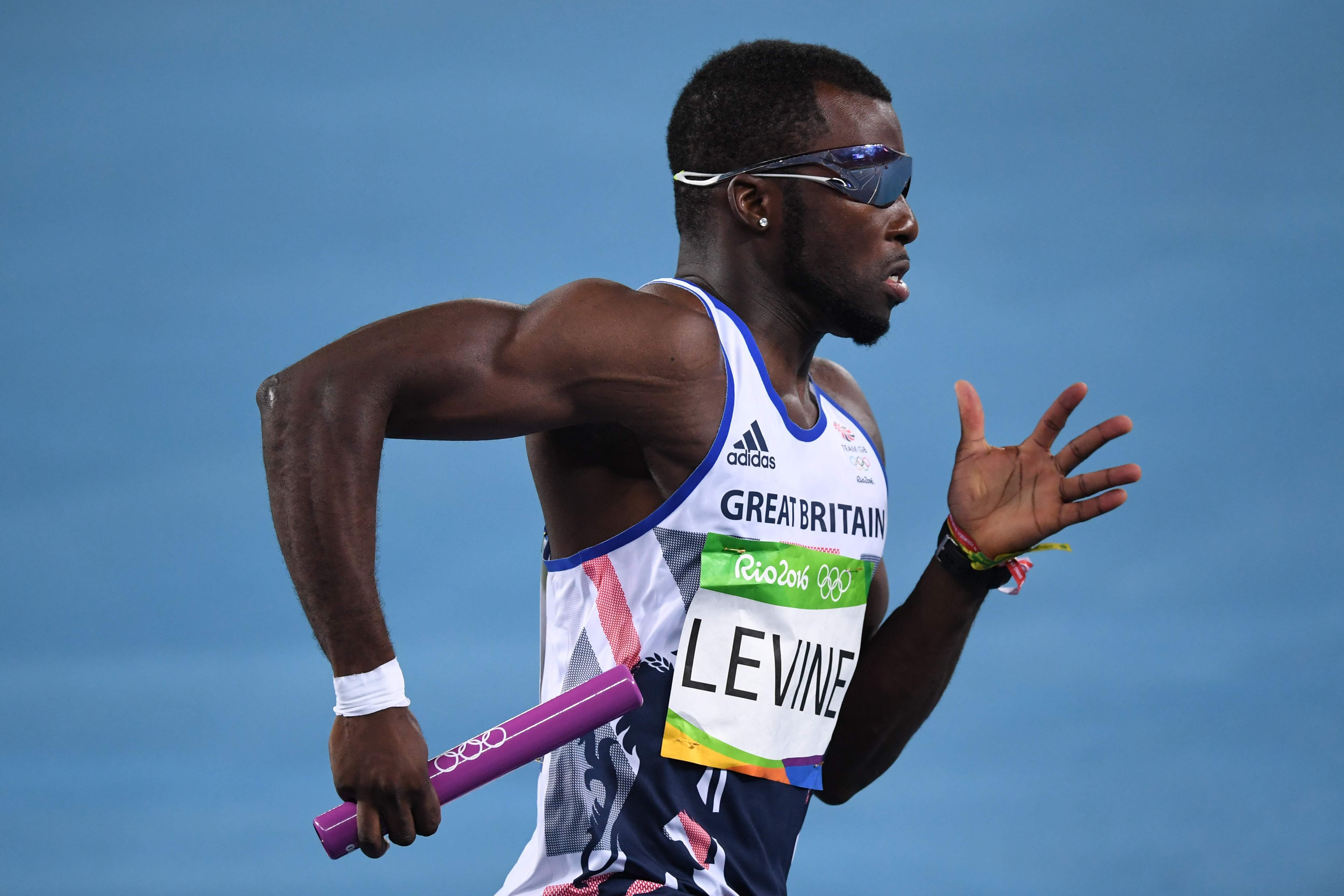 British Olympian Nigel Levine has been banned from all sport for four years after failing a drugs test