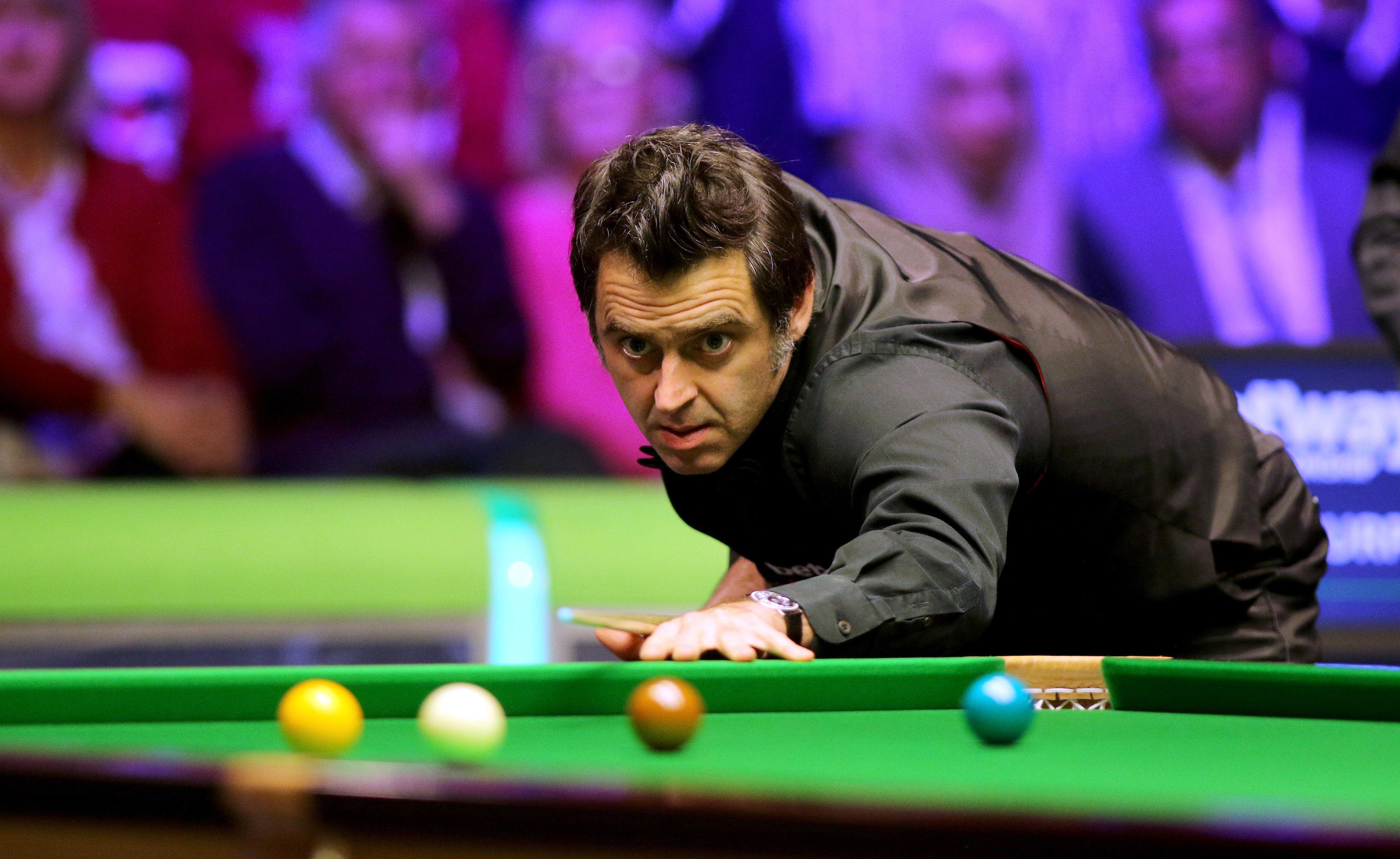 Ronnie O'Sullivan has been snooker's outspoken star for years
