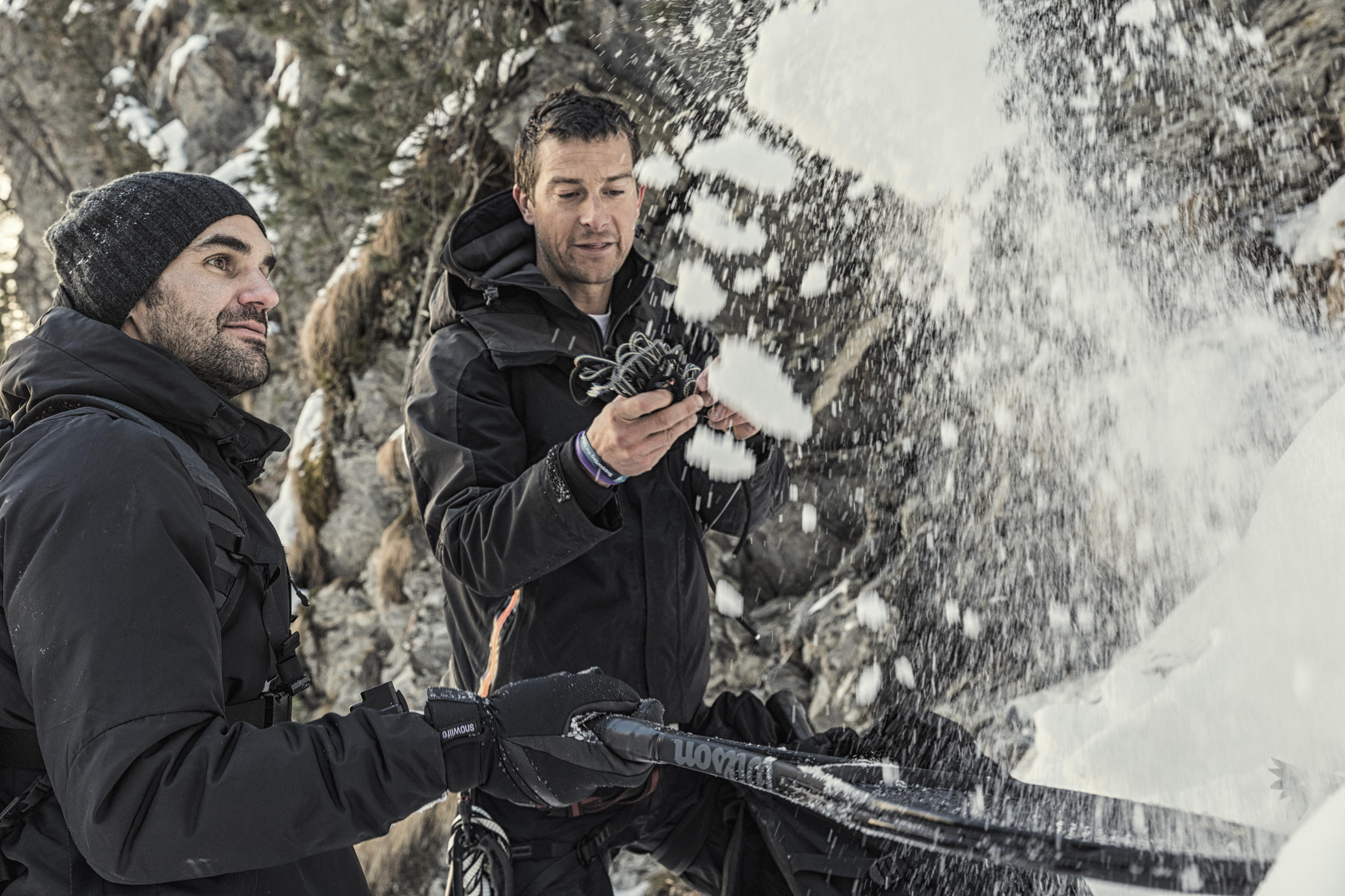 Roger Federer recently appeared on Running Wild with Bear Grylls