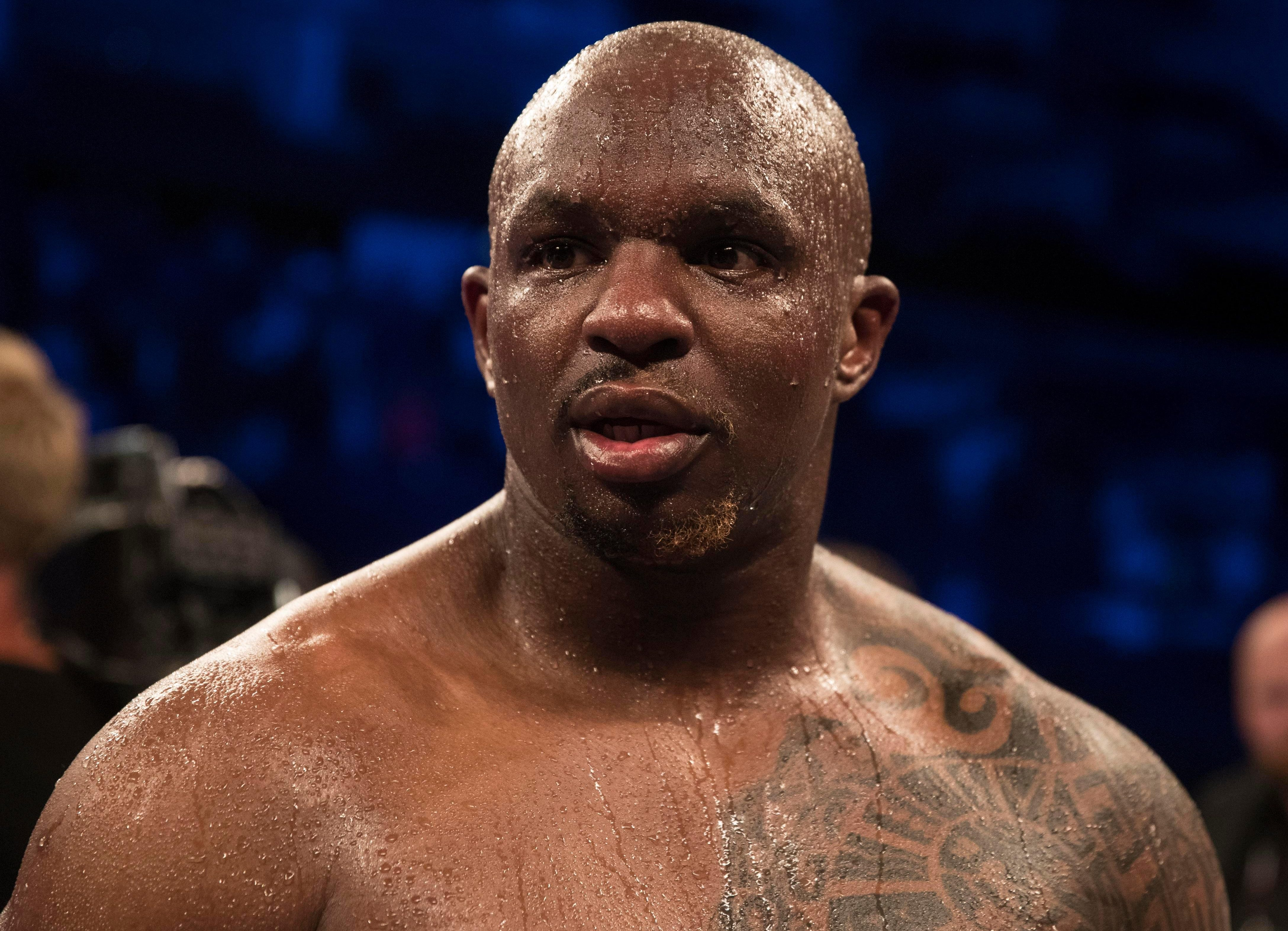 Dillian Whyte vs Jarrell Miller seems like on paper it would be the ultimate slugfest