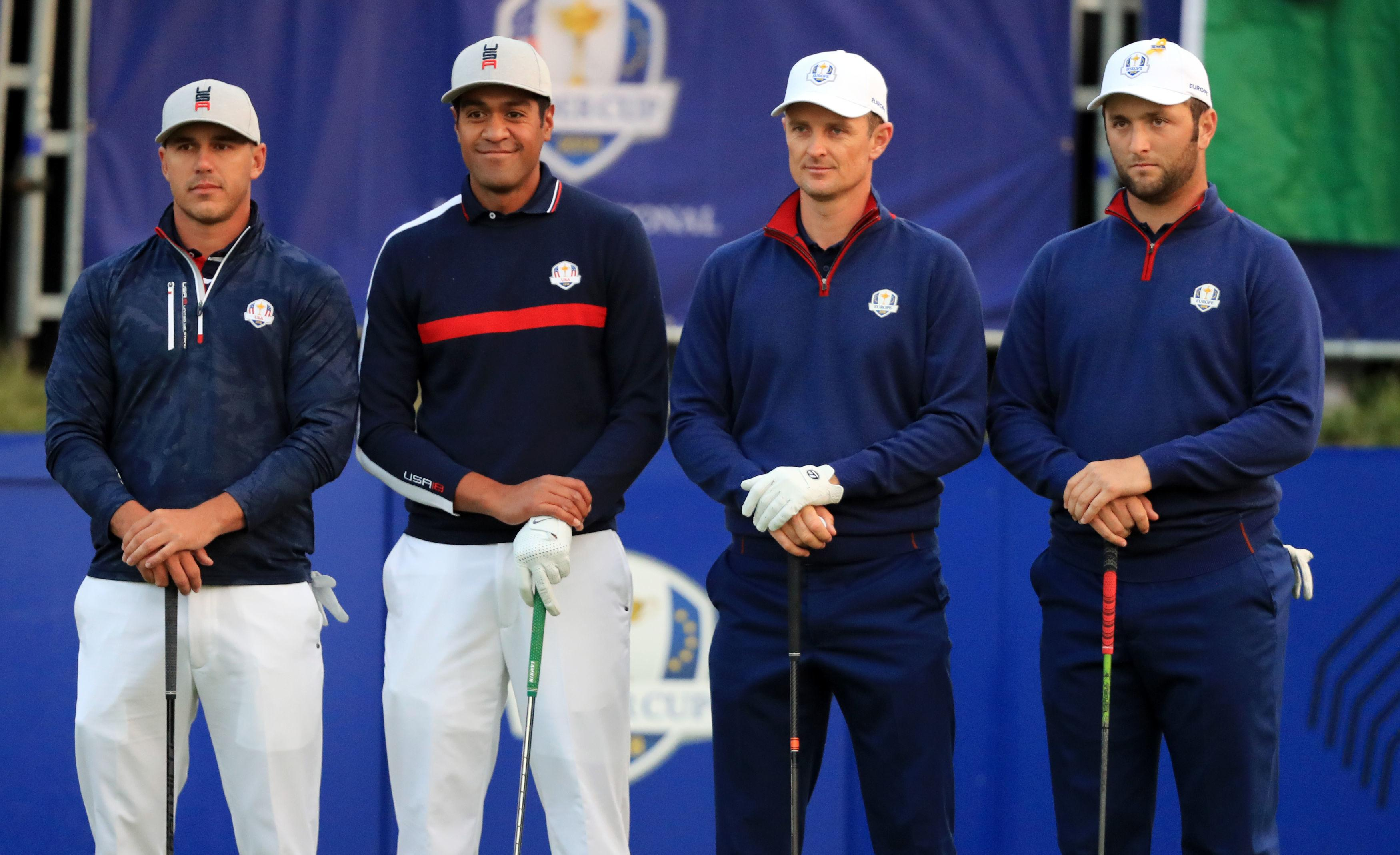 The Englishman contributed to the Ryder Cup win in Paris