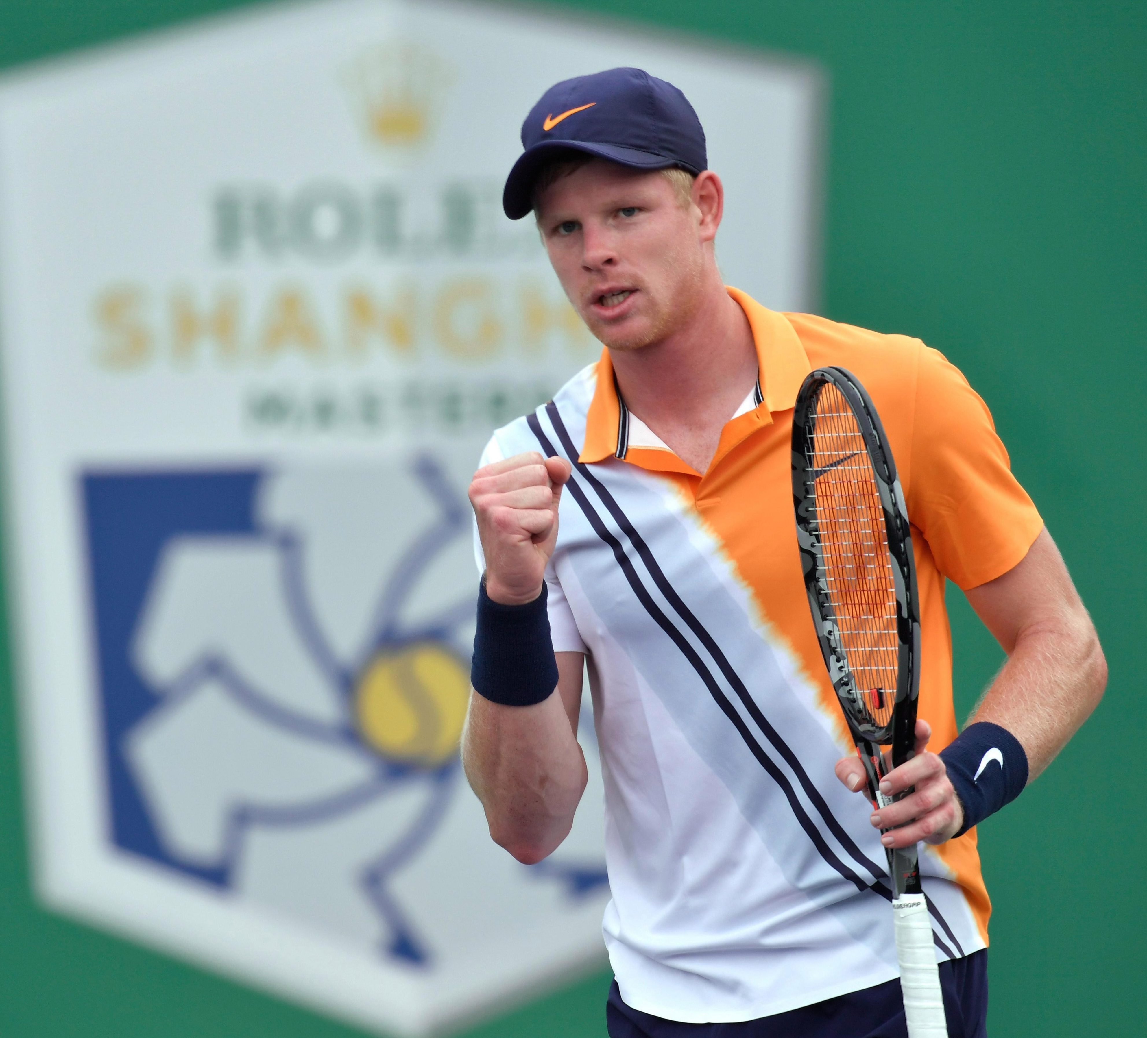 Kyle Edmund has emerged as a world class talent in his own right since the injury problems for the former long-running British No1 Andy Murray