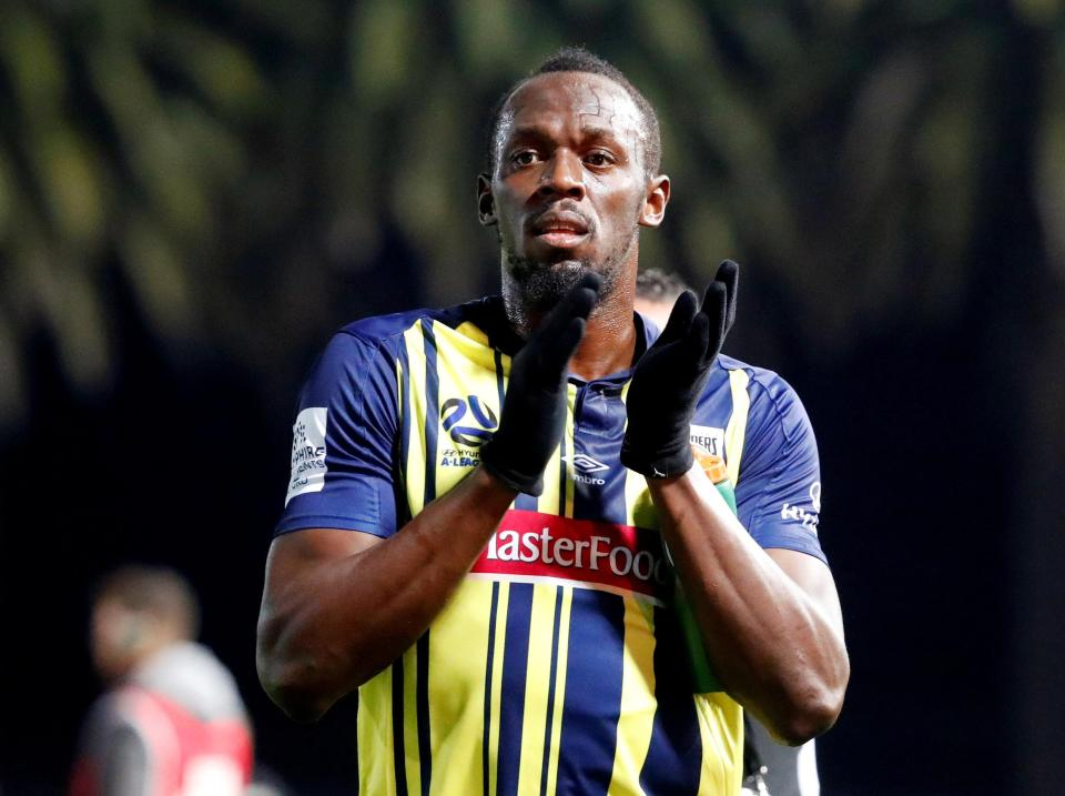 Usain Bolt soccer dream in tatters as dash legend fails to agree