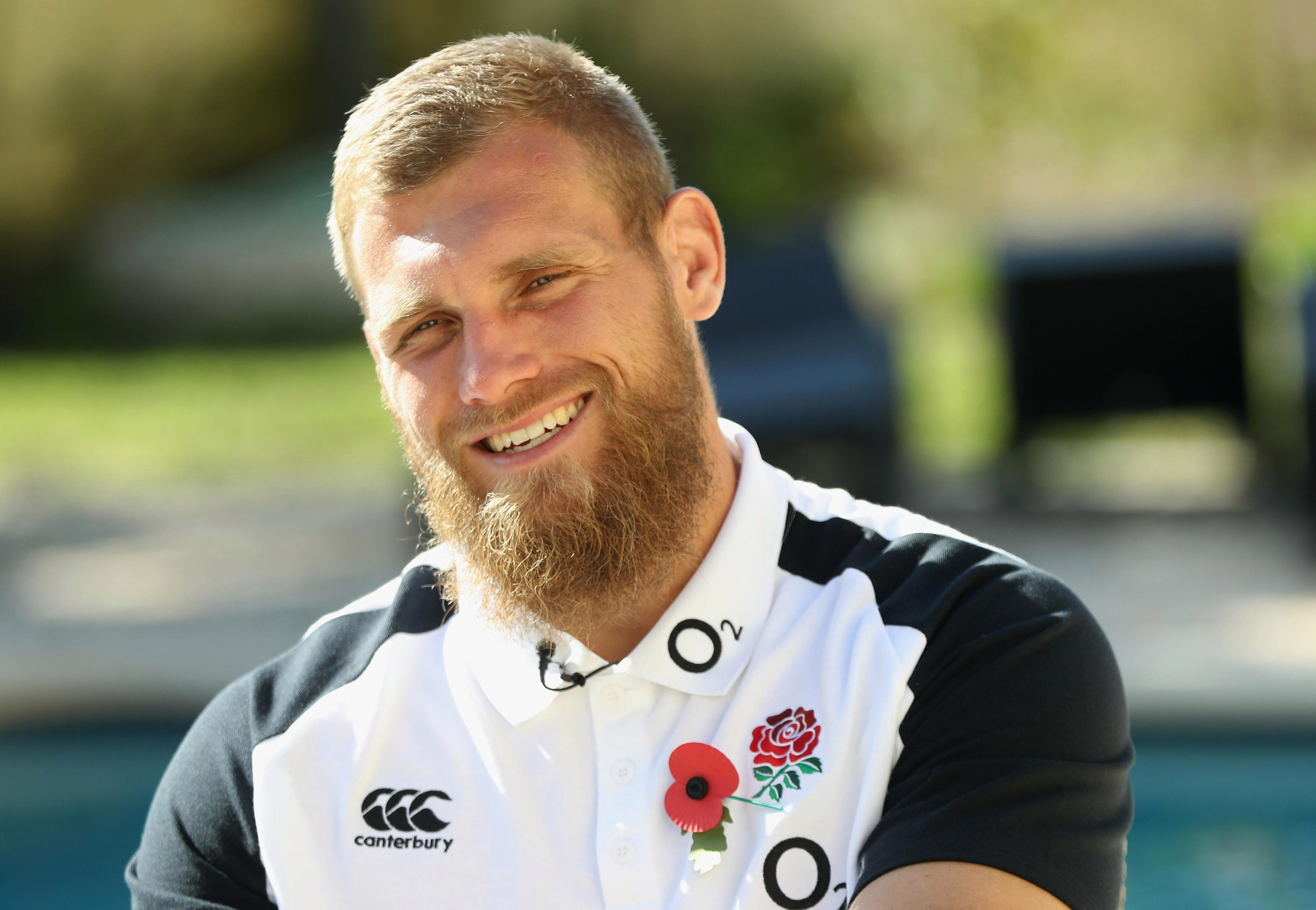 Brad Shields is one of the inexperienced England forwards preparing to take on the might of South Africa