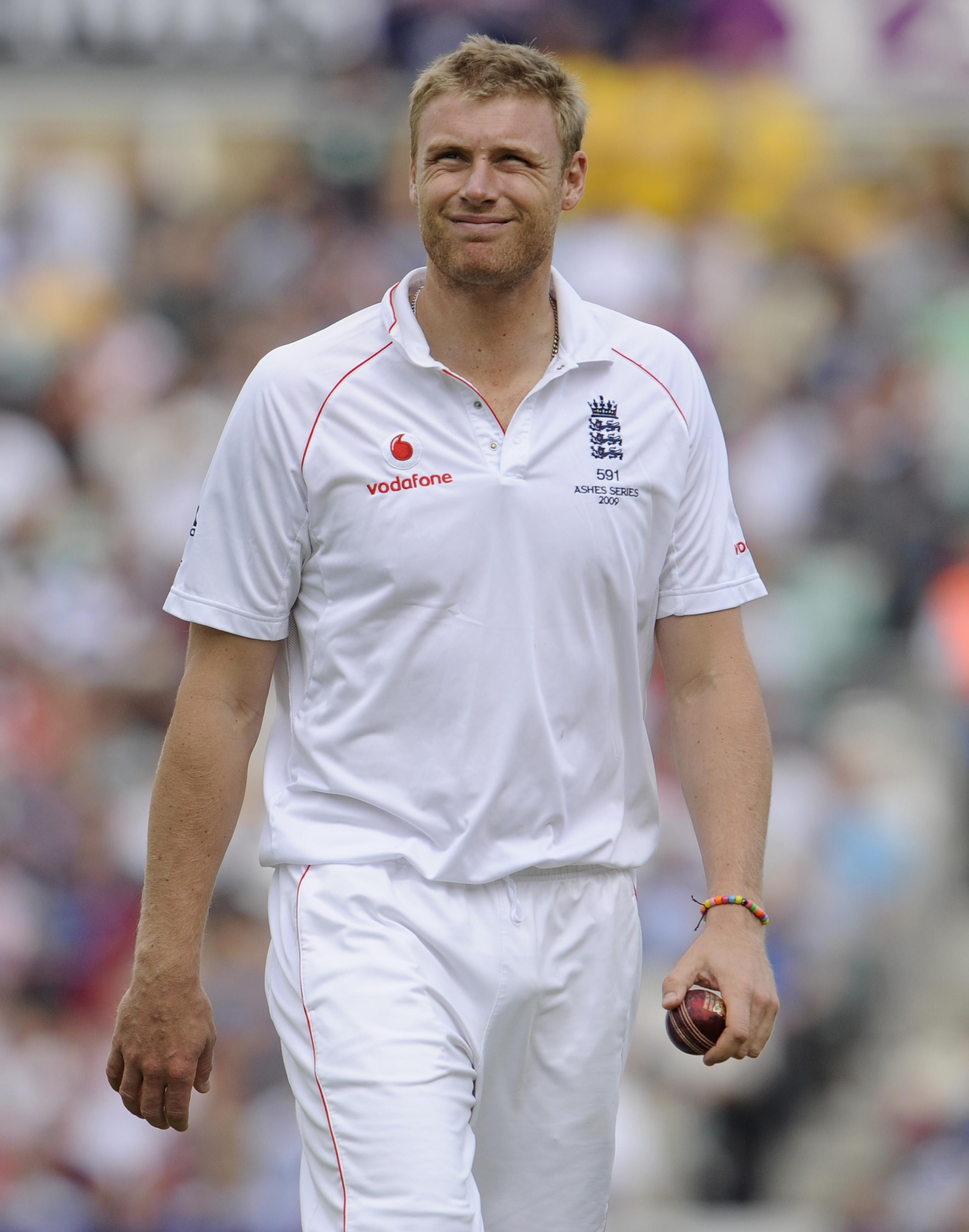 In his new book, Freddie Flintoff claims that a ghost asked him for a photo whilst he was at a hotel room in Ireland