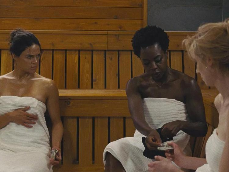 Widows is possibly the best film of the year with a career best from Viola Daivs