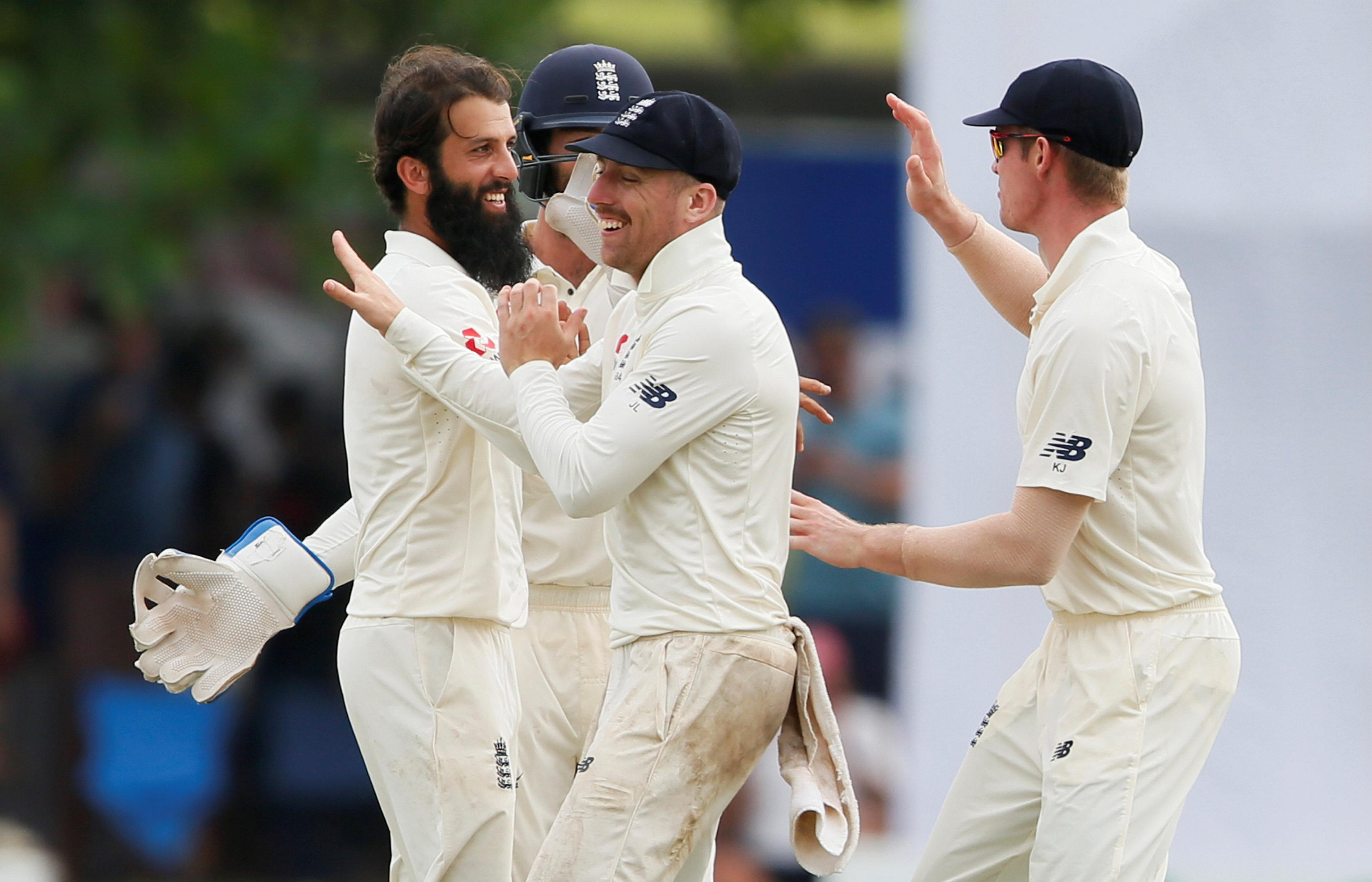 Moeen Ali also took figures of with 4-71 including his 150th wicket in Test cricket.
