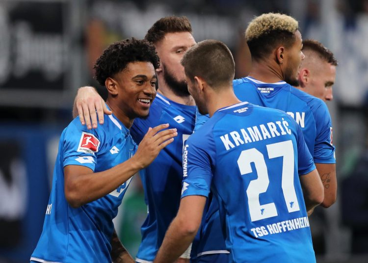 The 18-year-old came off the bench to grab a late winner for the German side