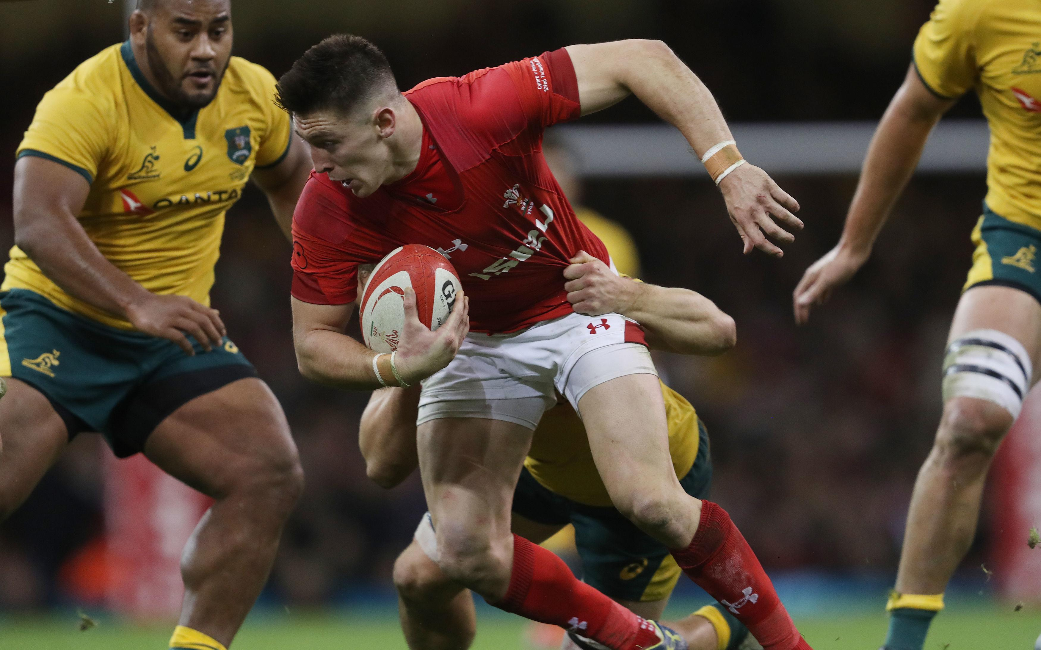 Wales had to battle until the very end to secure the sweetest of victories
