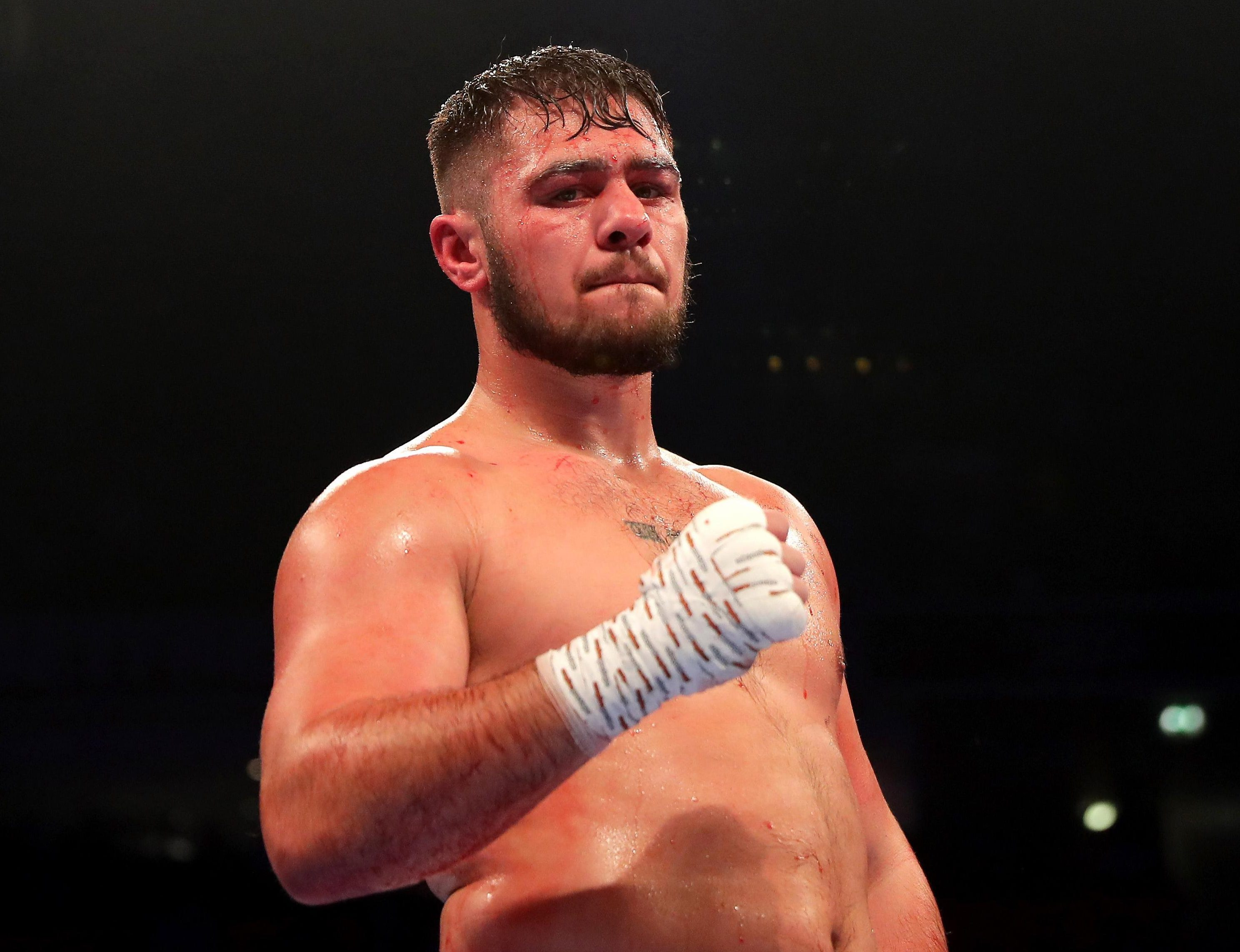 The Gypsy King's former sparring partner Dave Allen has made the bold prediction