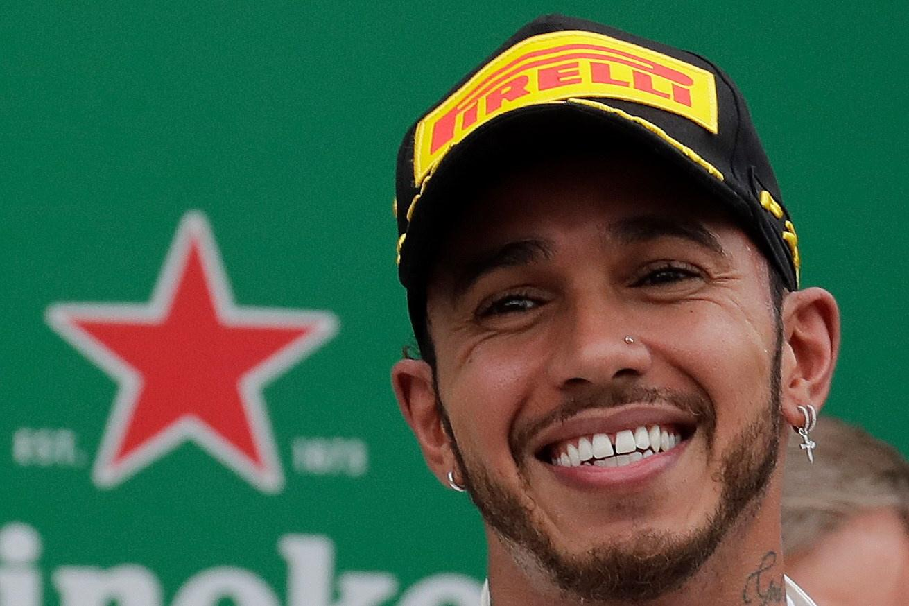 Lewis Hamilton is uncomfortable with the emissions F1 produces