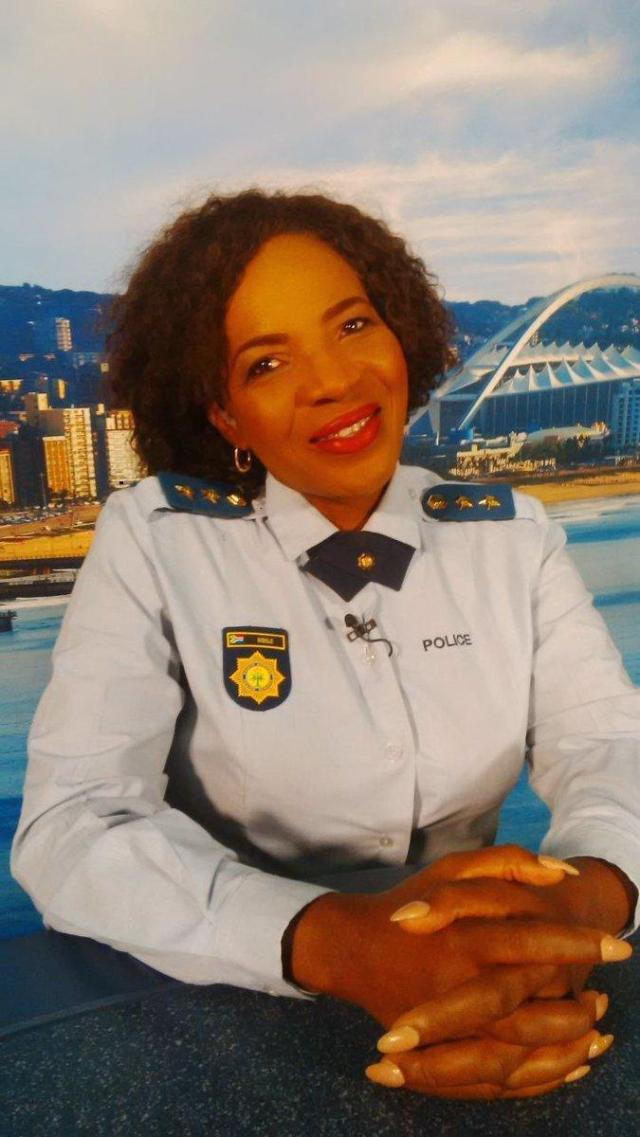 Police spokeswoman Colonel Thembeka Mbheke said Mbatha showed the human leg and it had a foul smell