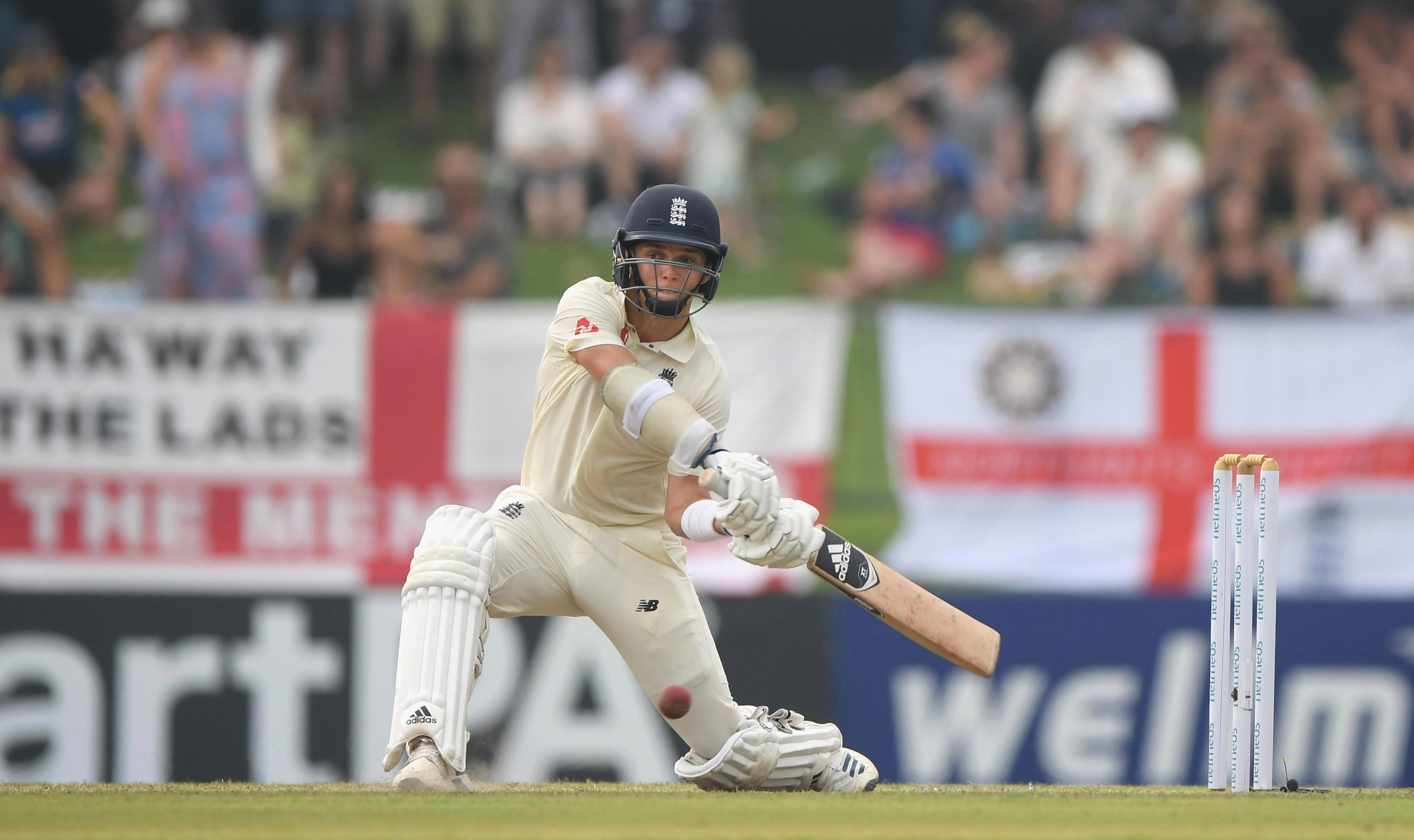 Sam Curran changed England's innings in Kandy with a brilliant 64