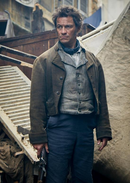 Dominic West will star as Jean Val Jean