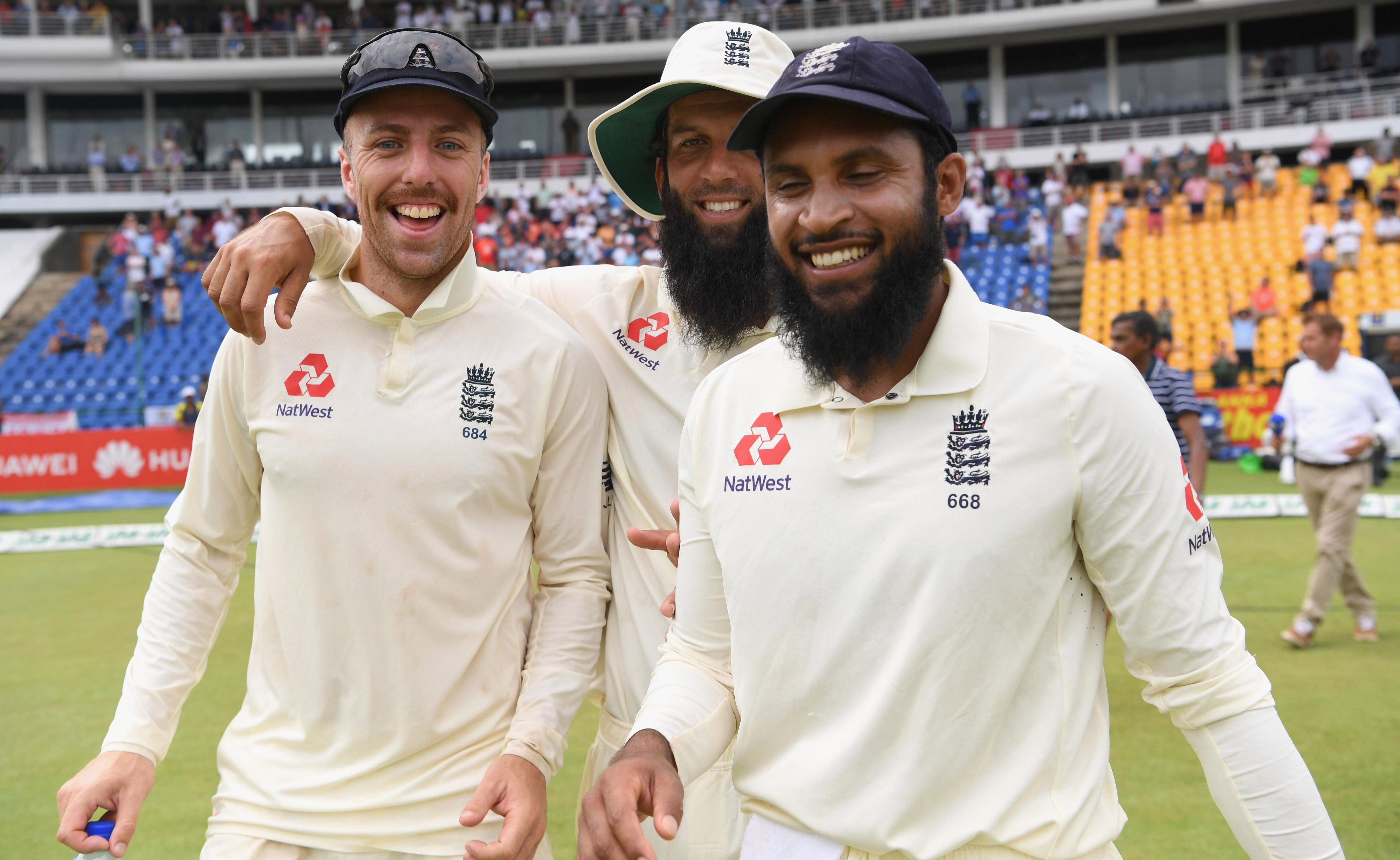 England won the series against Sri Lanka with spin bowlers taking all 38 wickets