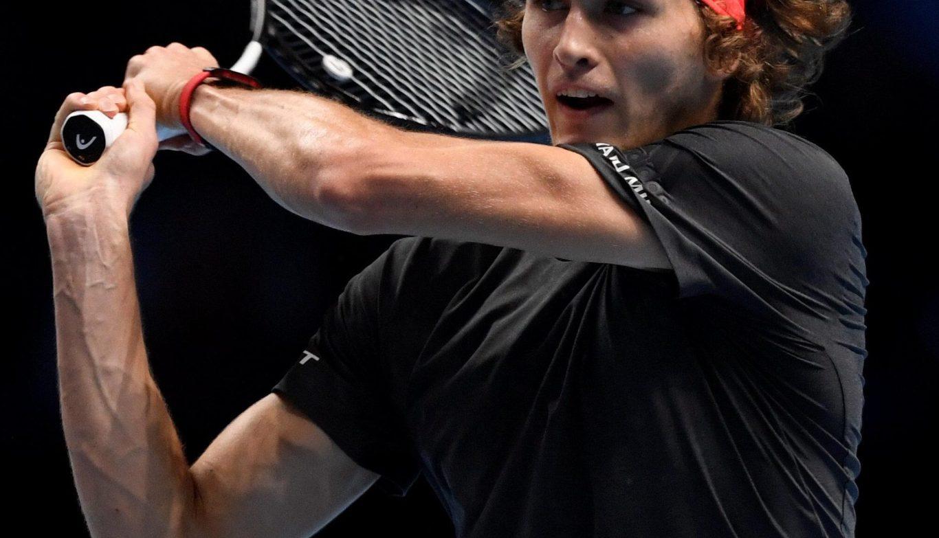 Alexander Zverev landed the biggest title of his career as he beat world No 1 Novak Djokovic
