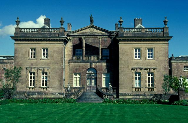 Stourhead Estate, Wiltshire, has had several of it's visors 'intimidated' by wild boar