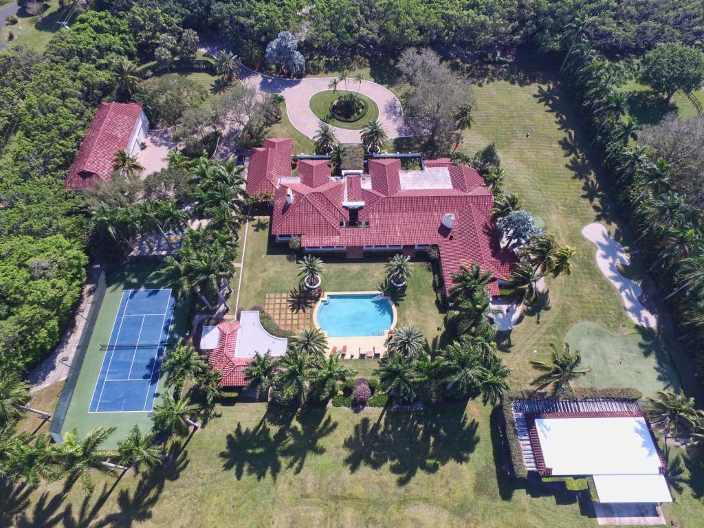 Tennis legend Chris Evert has sold her stunning Florida mansion for £4million