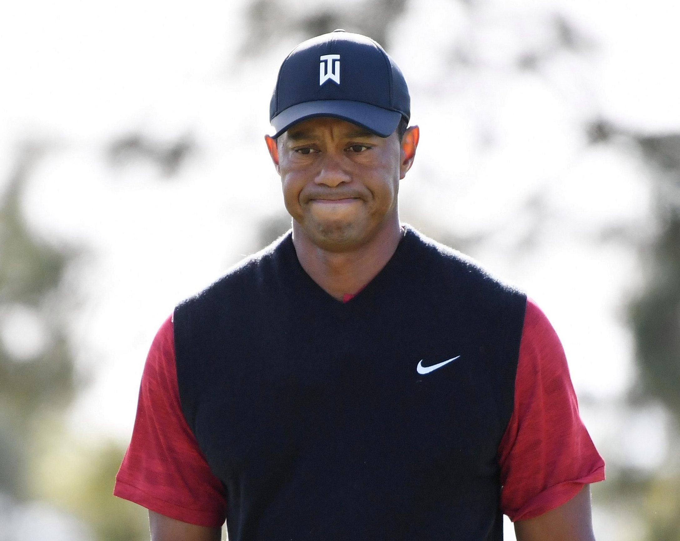 It's just a shame that Tiger Woods who elevated golf to new levels, winning 14 Majors, has now lowered himself to this one
