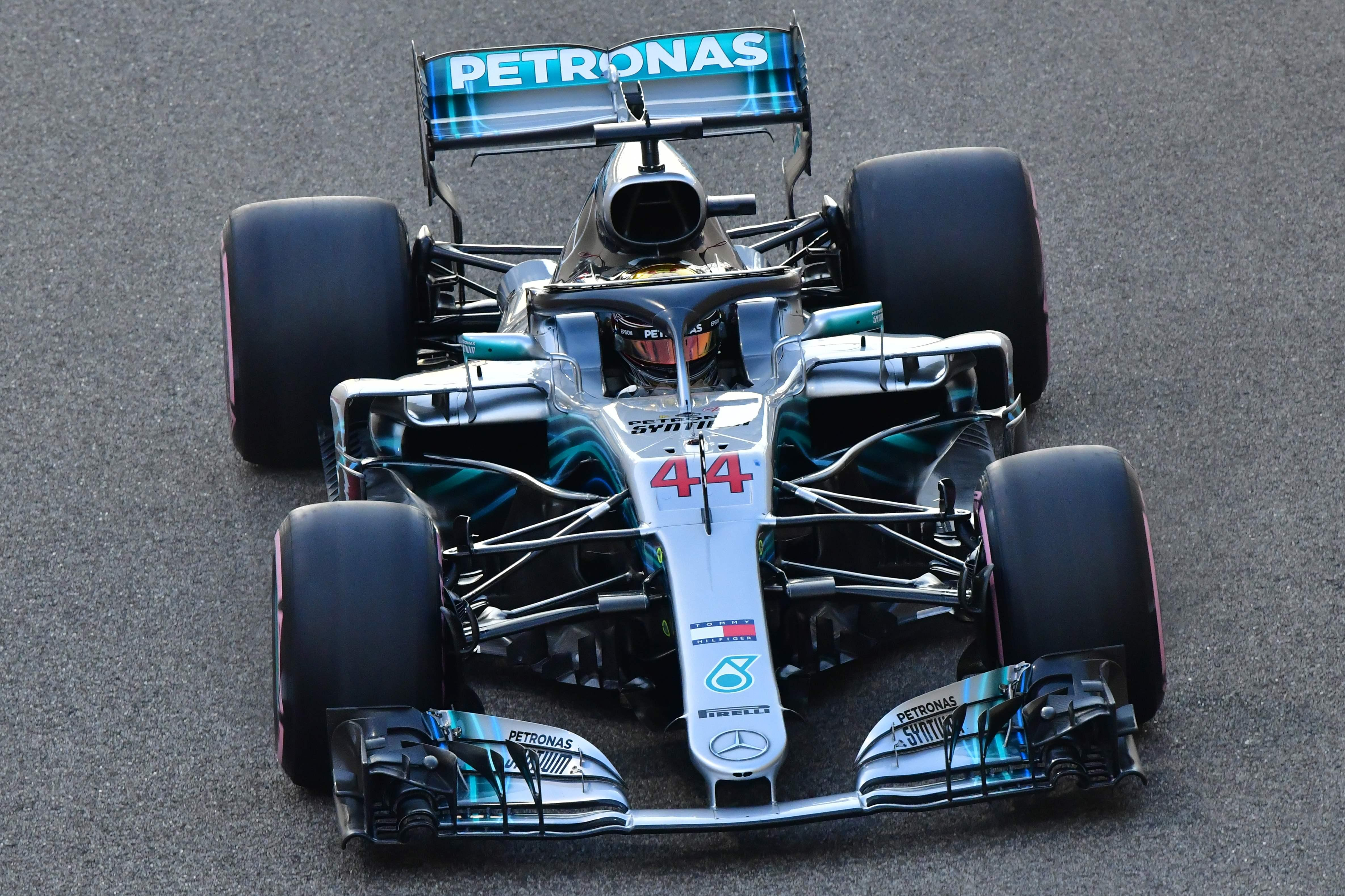 Hamilton will be desperate to consolidate his start from pole in Abu Dhabi and convert it into another win