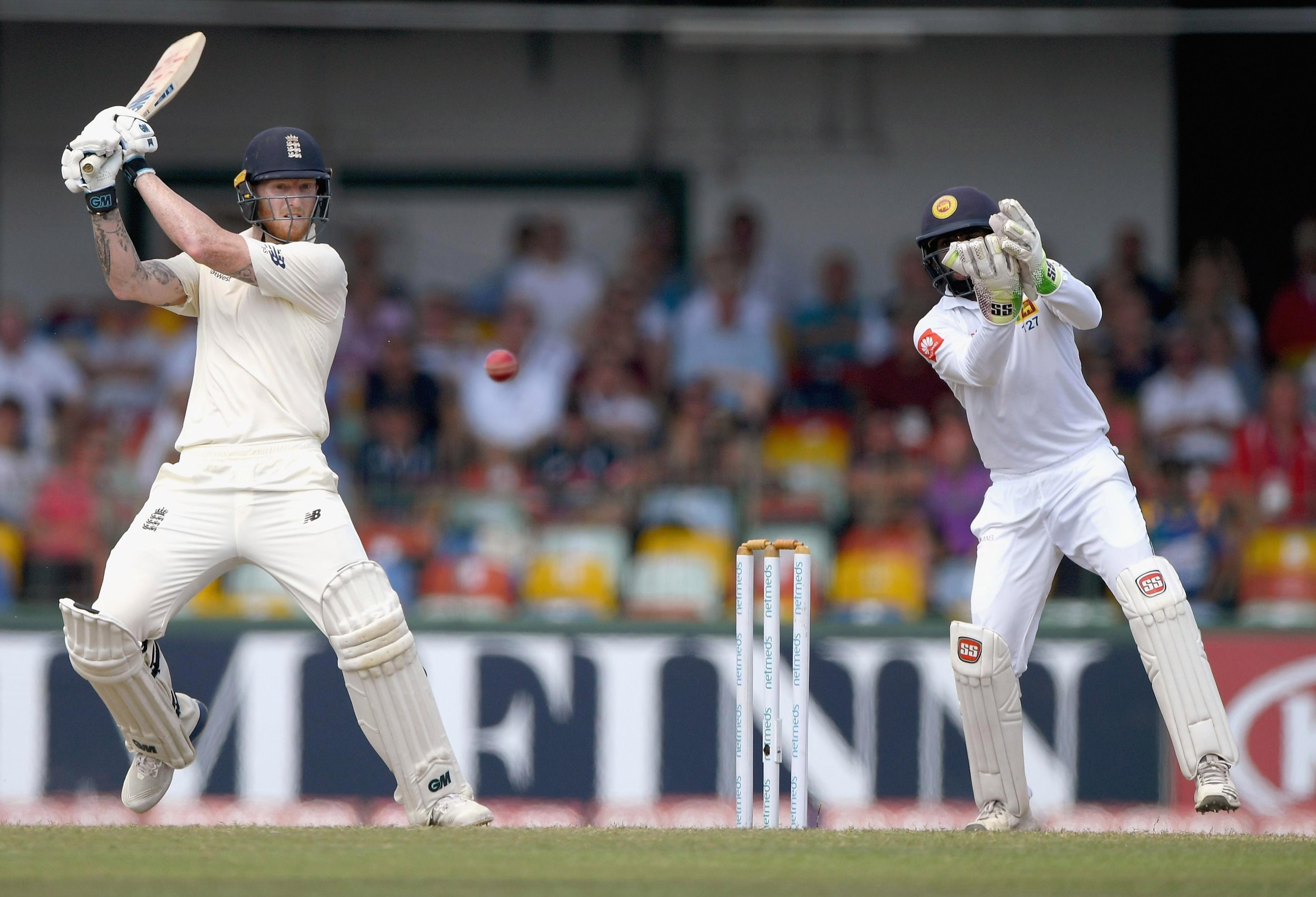 Ben Stokes also hit some crucial runs as England took a 326-run lead