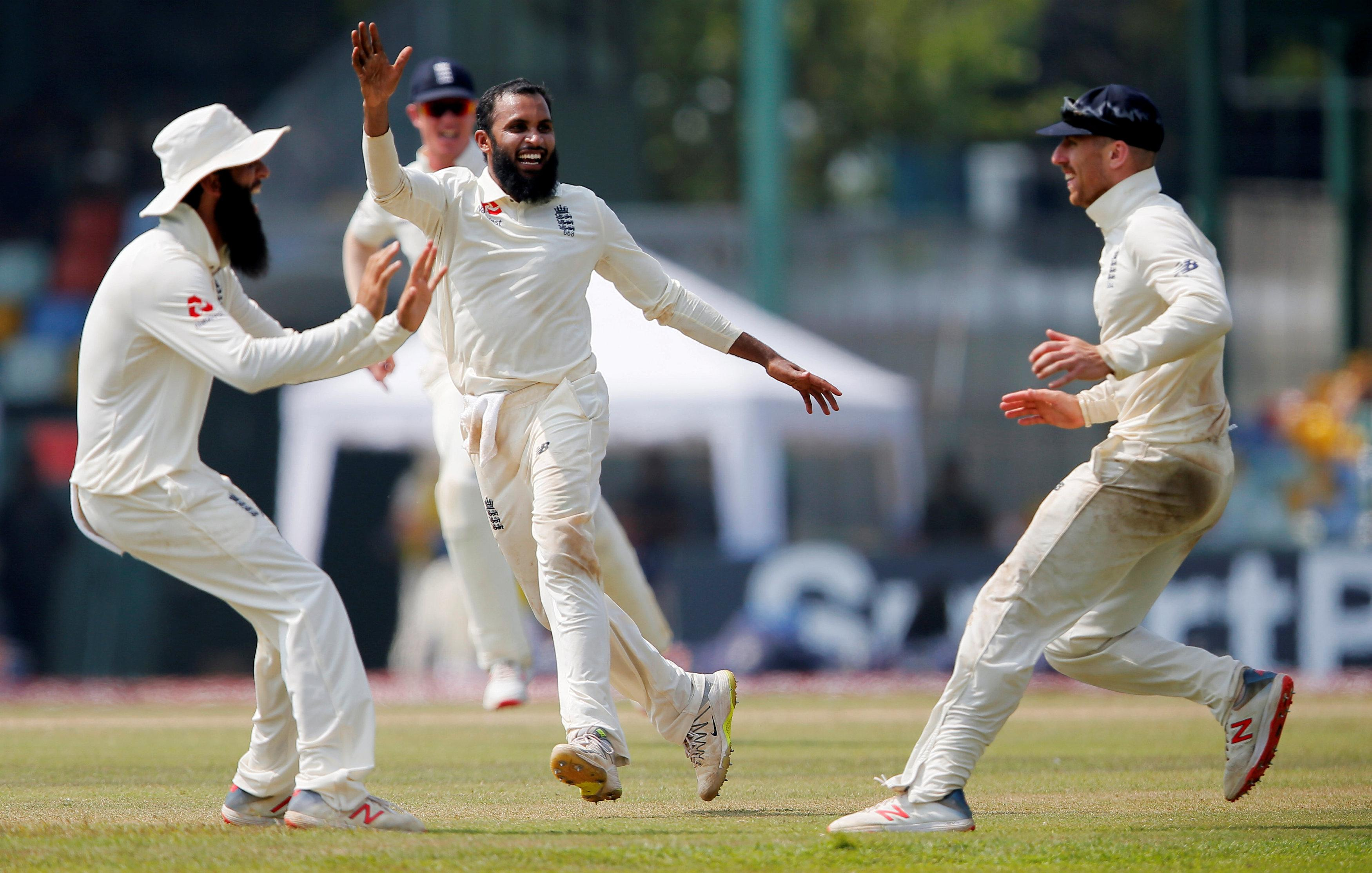 England ultimately completed the Test series whitewash