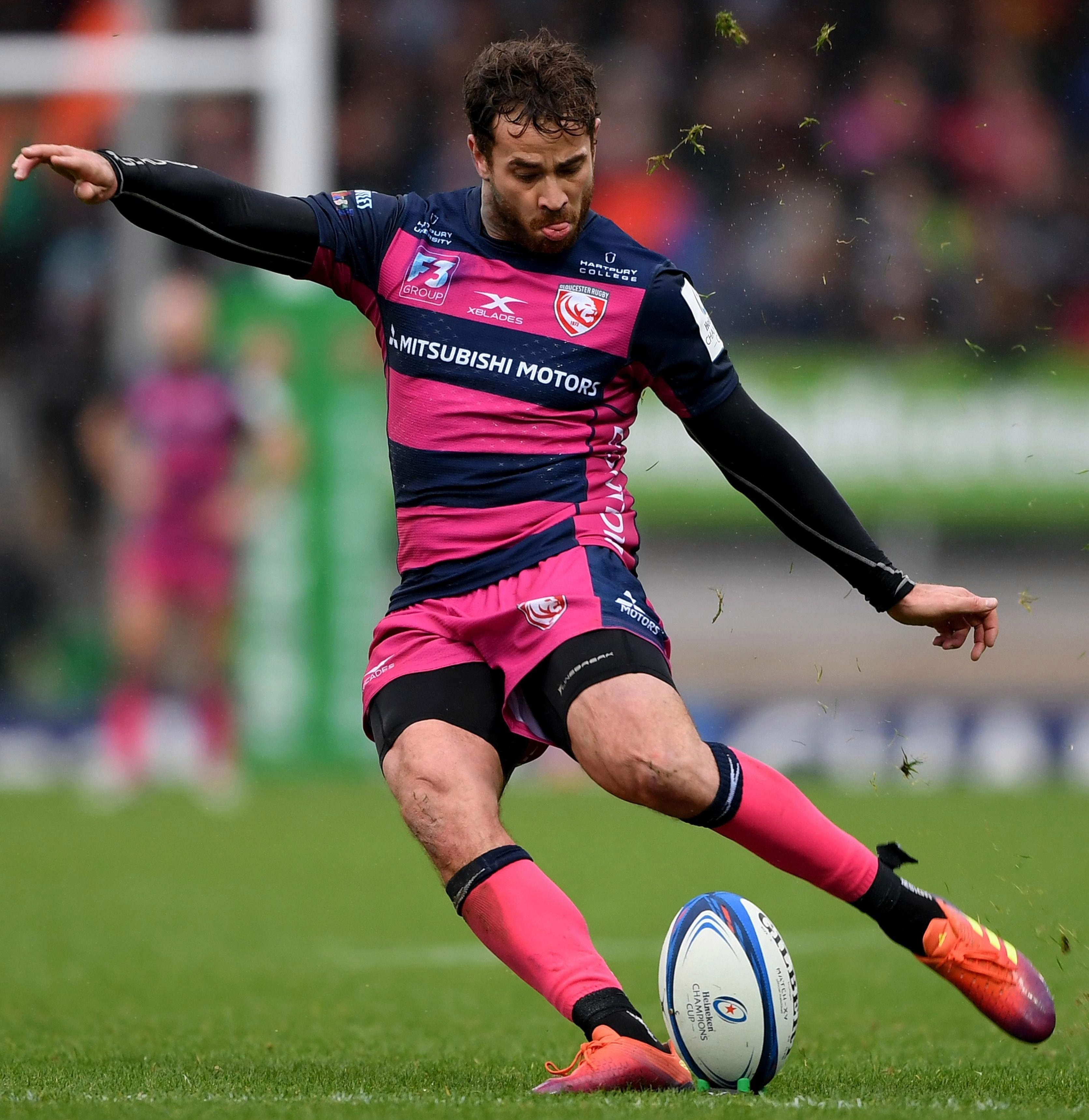 Cipriani has been a huge hit with Gloucester since joining this summer