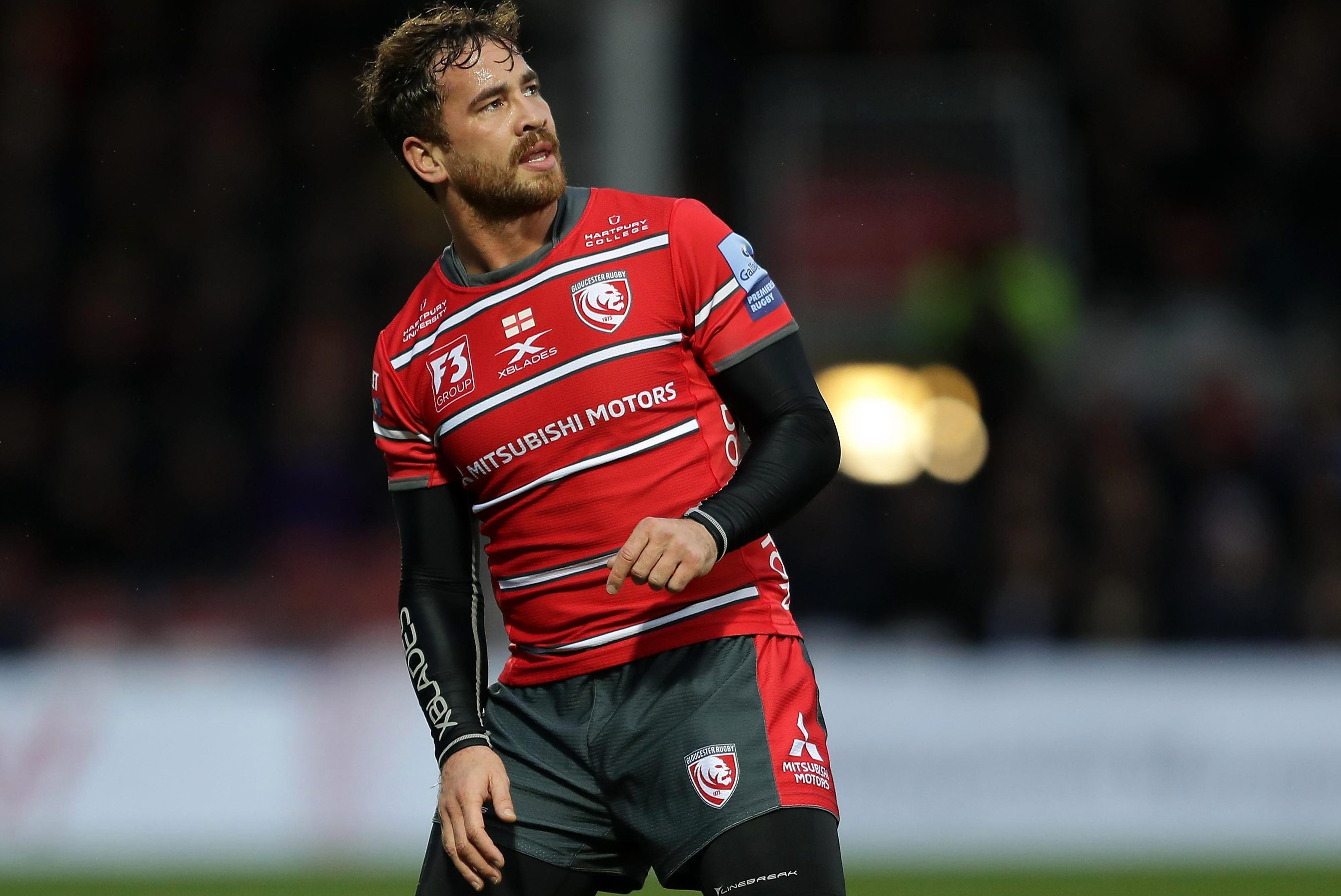 Cipriani is loved by Gloucester fans