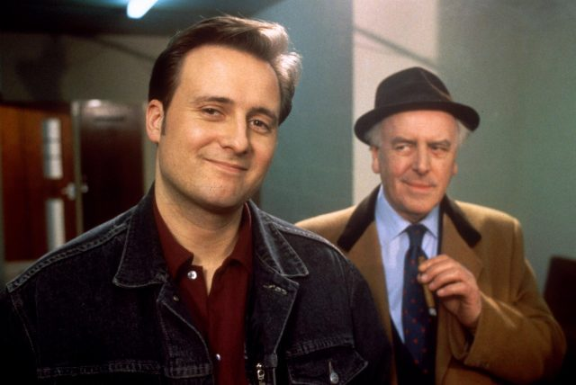 Gary starred in Minder
