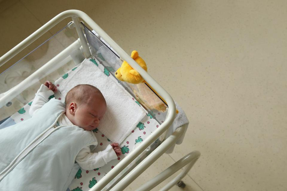 Maternity wards