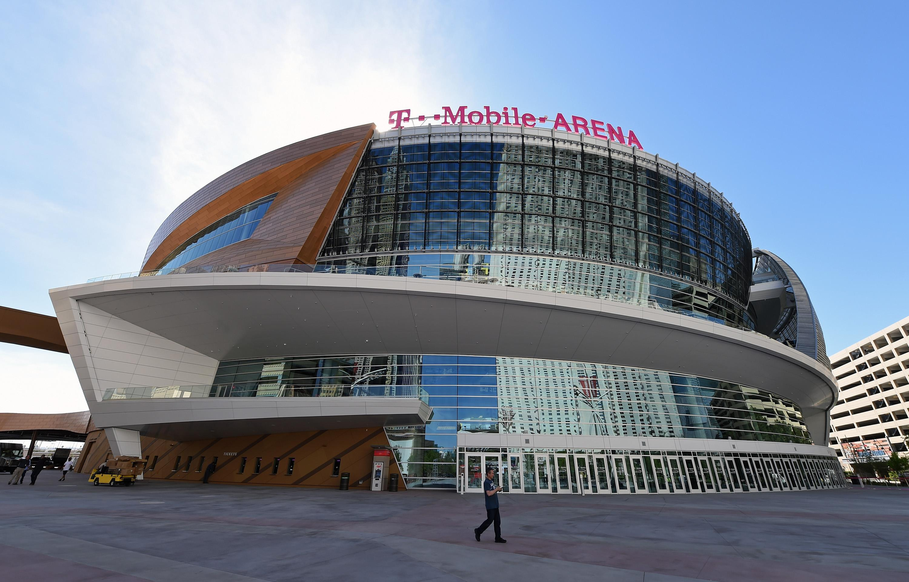 The T-Mobile Arena in Las Vegas has already been booked by Golden Boy Promotions for May 4 with Canelo expected to headline