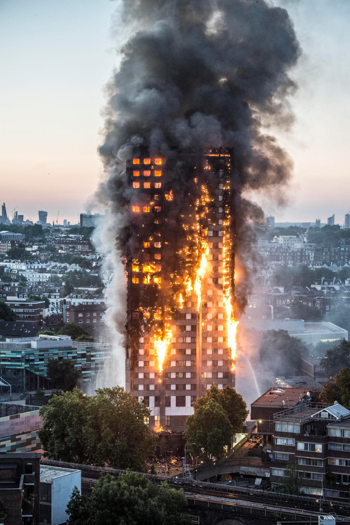 Young soldiers living in run-down accommodation are said to be at risk of a Grenfell Tower-like catastrophe