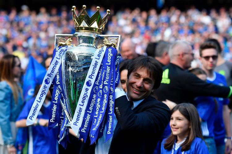 Antonio Conte's Premier League title win in 2017 did not stop him getting sacked over the summer